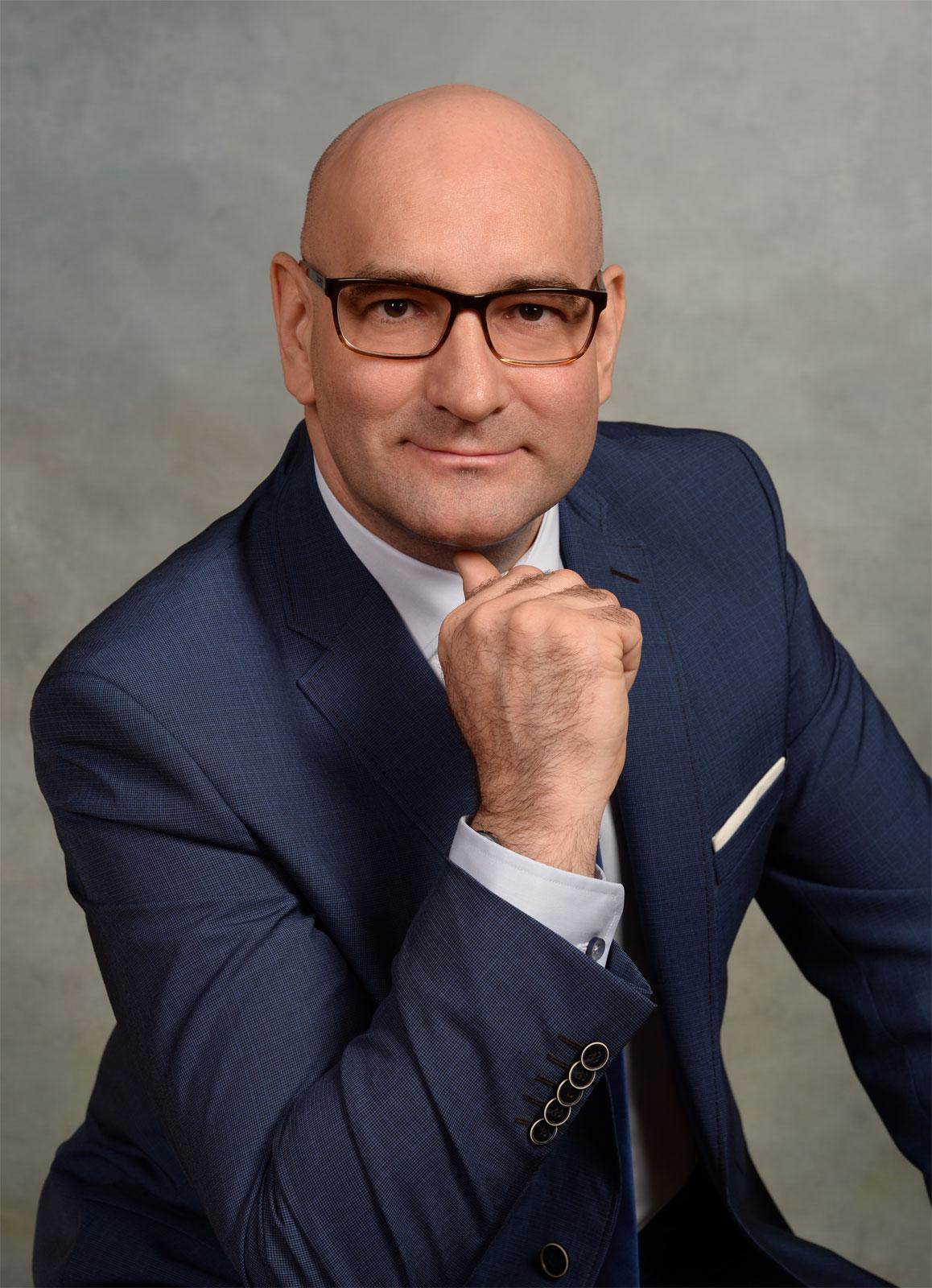 Ireneusz Koniecko, prezes zarządu BTL Logistik.