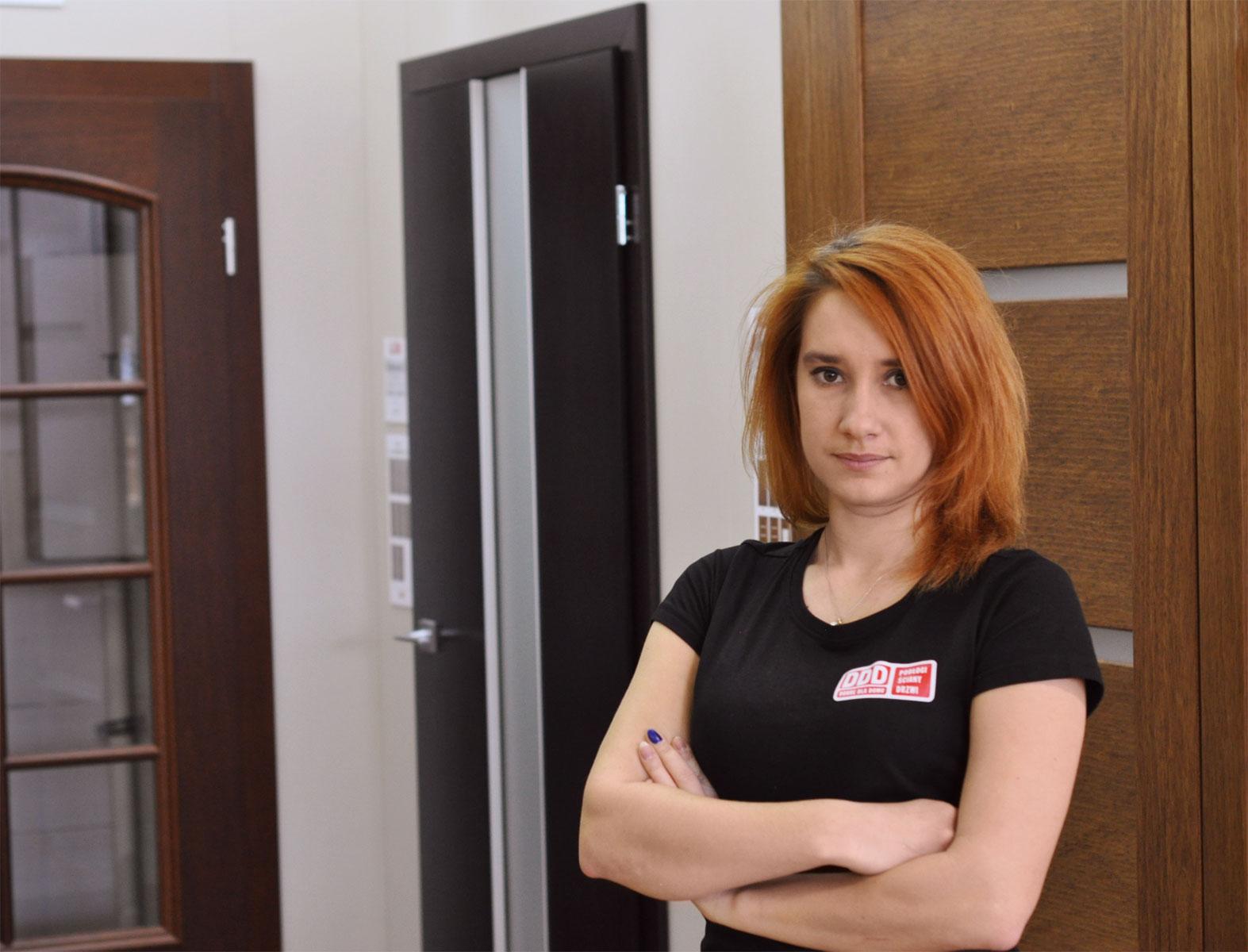 Agnieszka Zawadzka, franczyzobiorczyni DDD Dobre Dla Domu