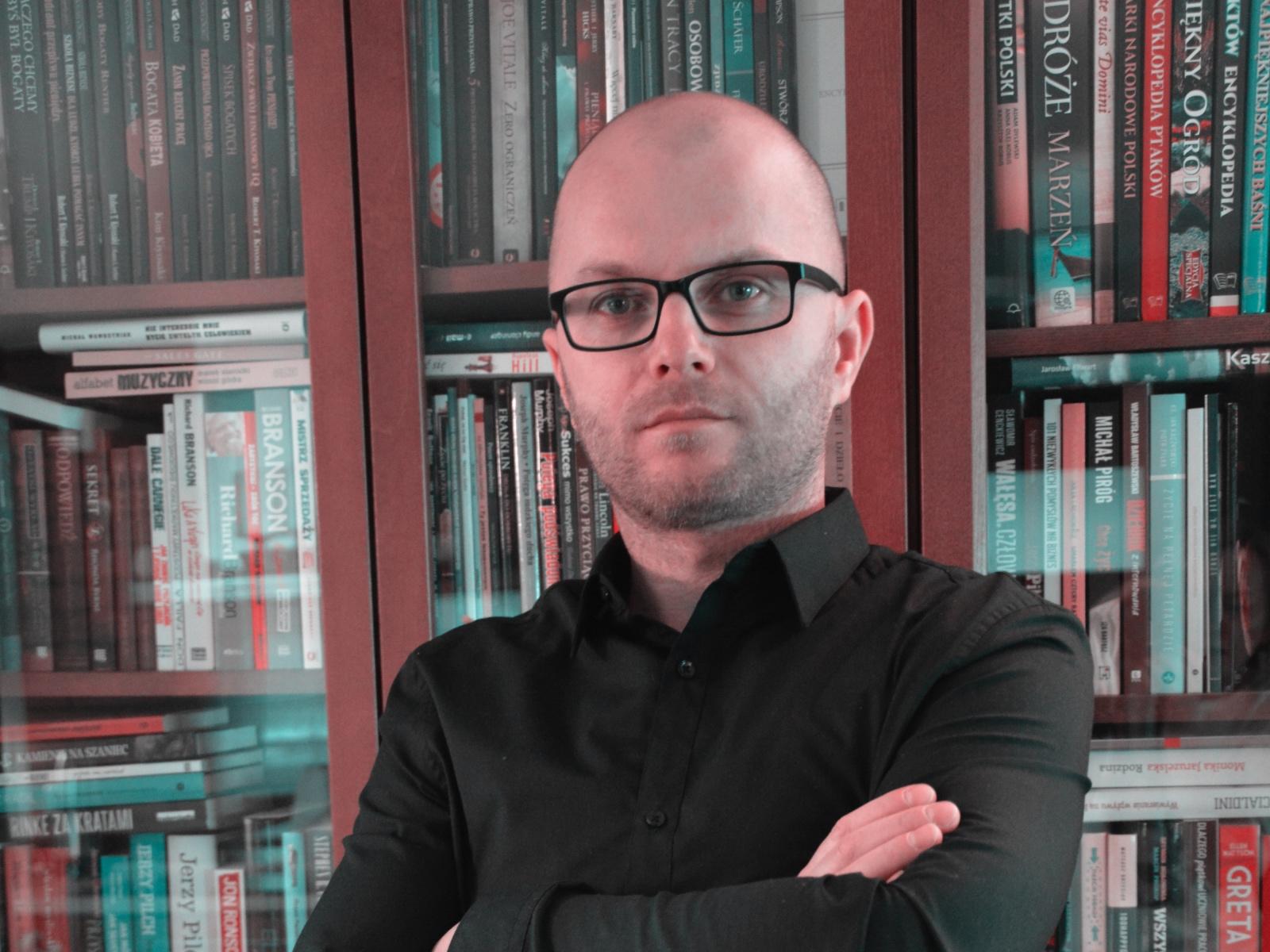 Wojciech Bielicki, franczyzobiorca marki Blue Shadow