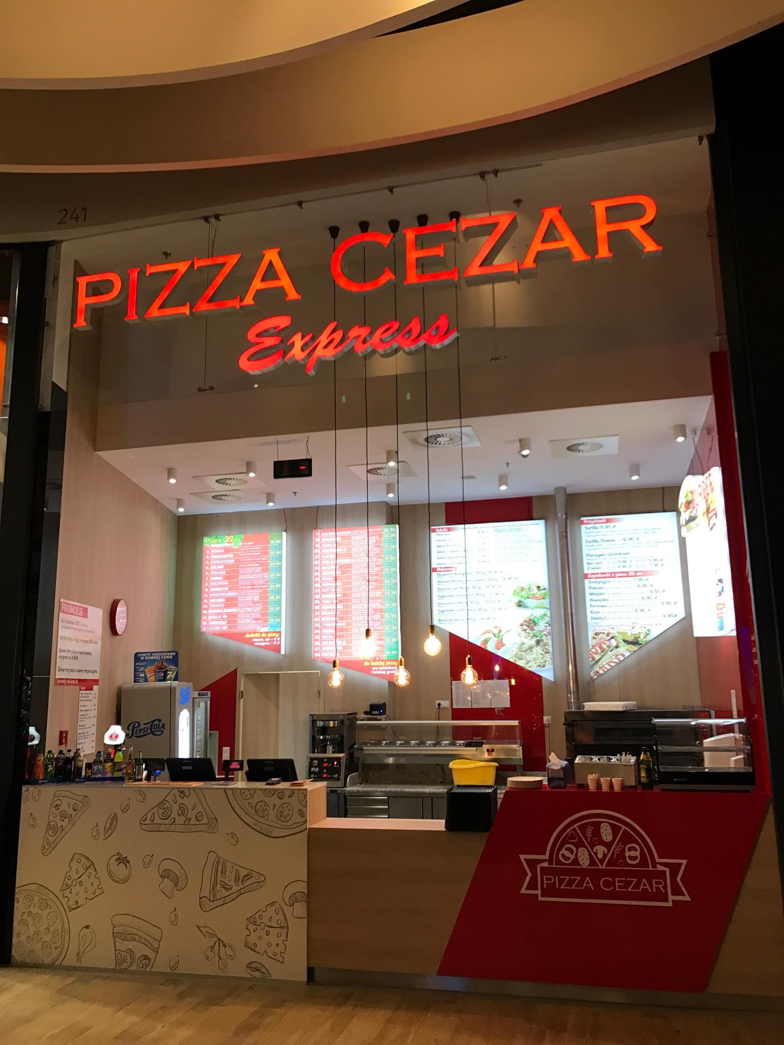 Pizza Cezar Kraków