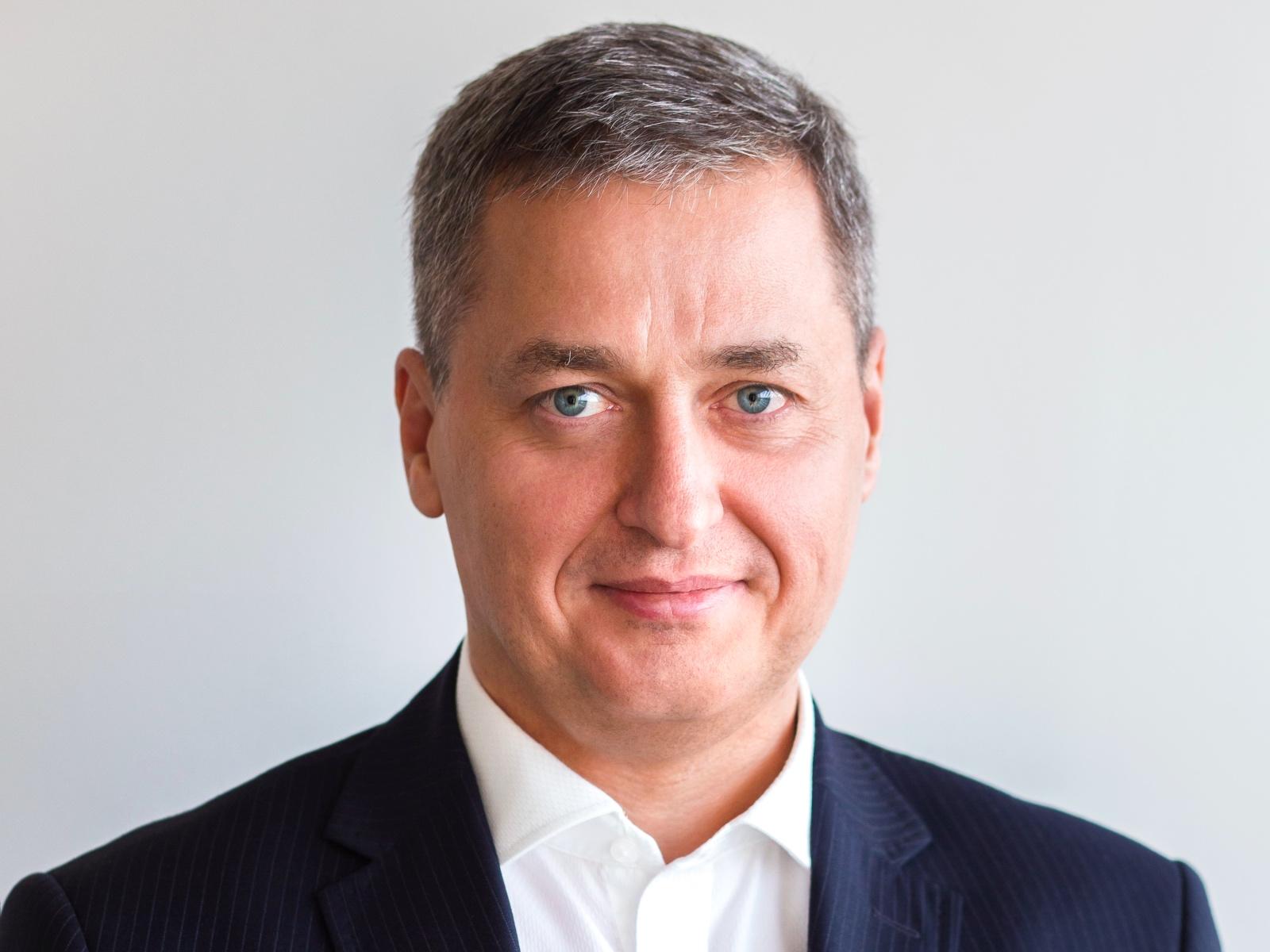 Marek Czupryna, prezes spółki Komex