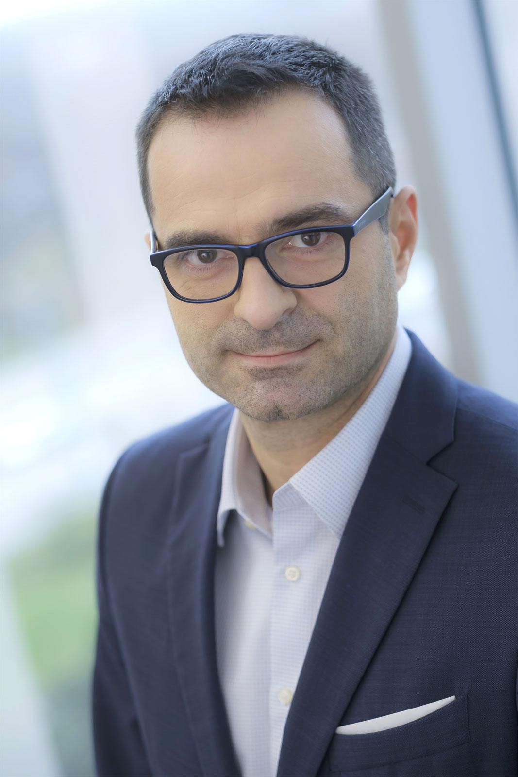 Sebastian Bielawski, dyrektor departamentu rozwoju i wsparcia franczyzobiorców Żabka