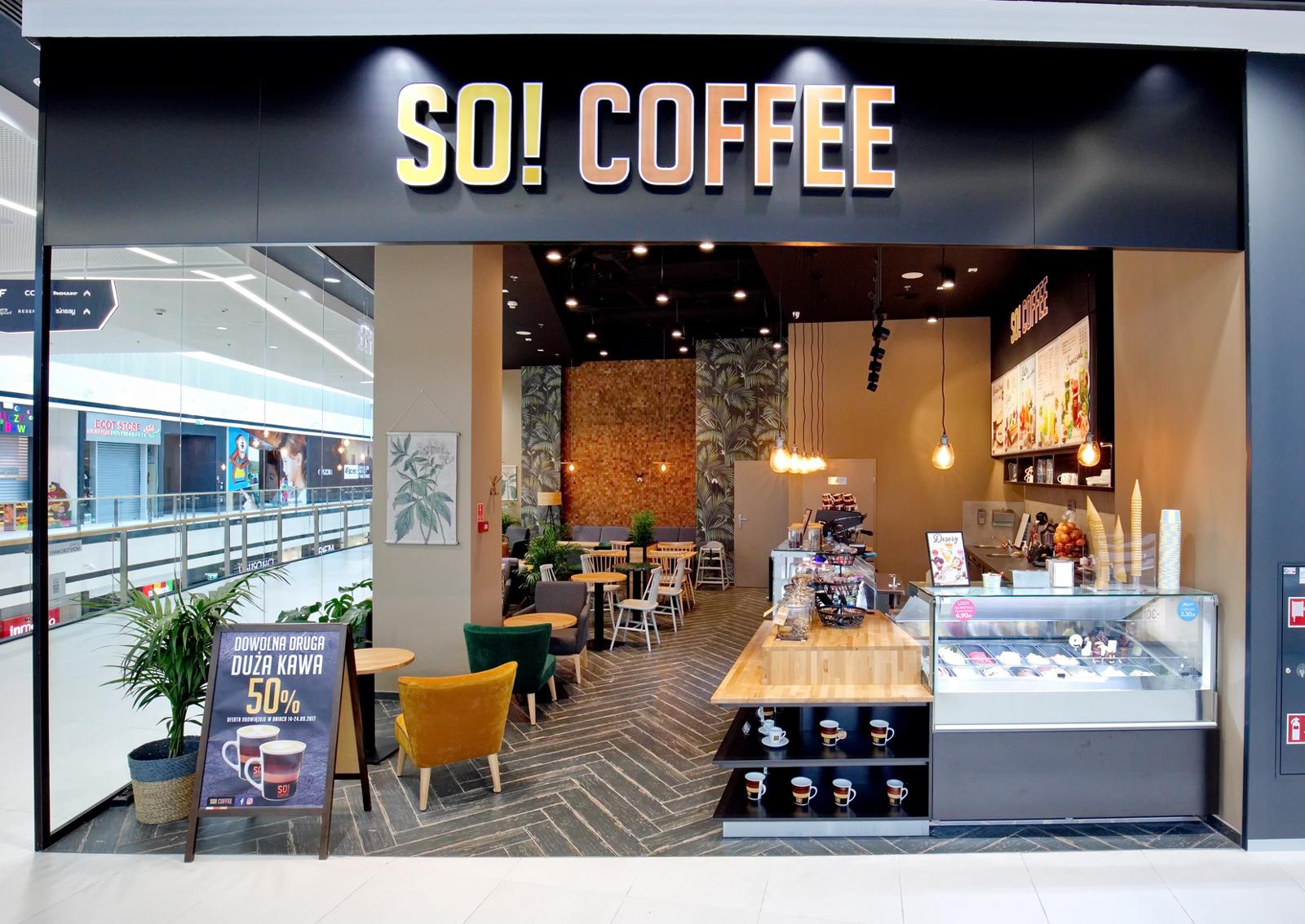 Lokal na kawiarnię