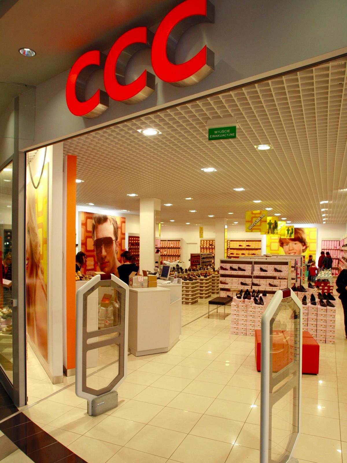 Spółka kapitałowa CCC