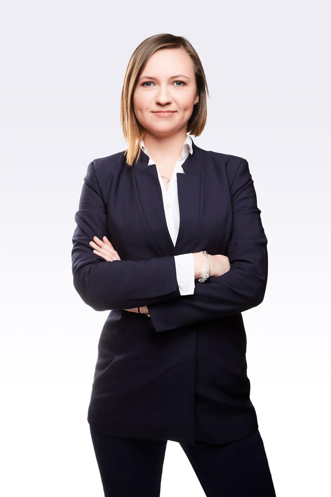 Anna Gocałek, , dyrektor handlowy marki Organique
