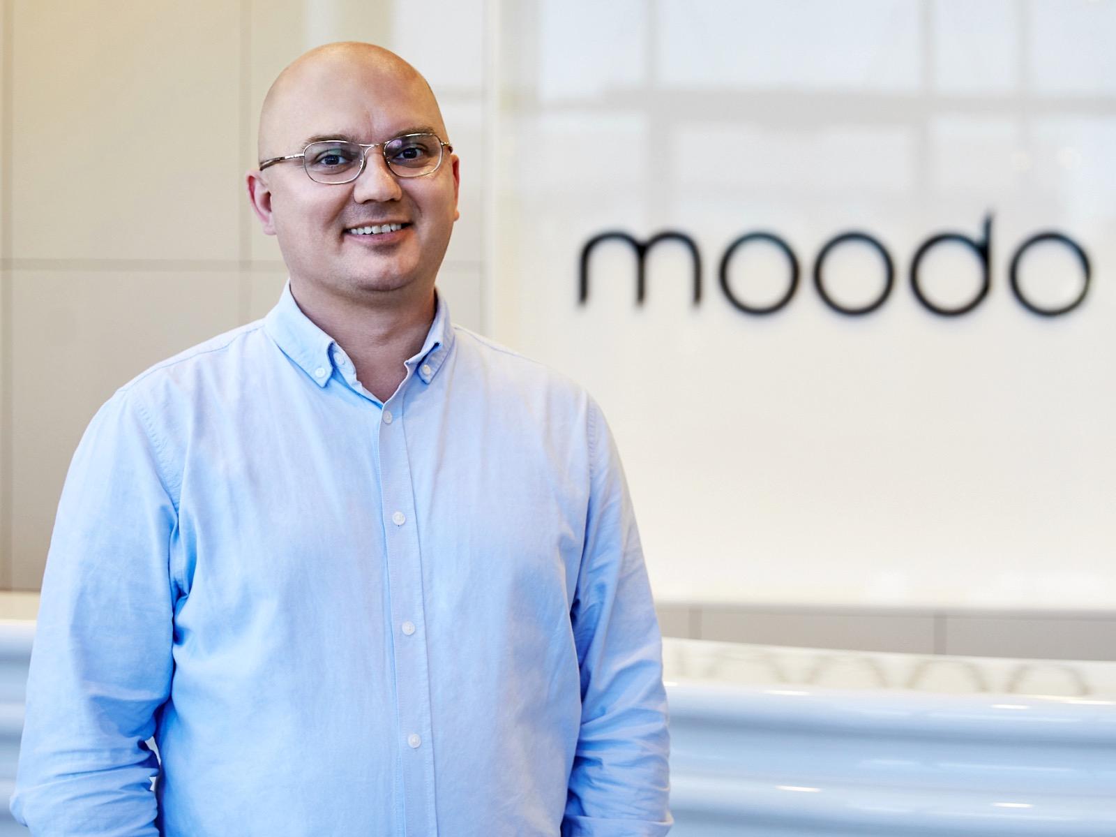 Wojciech Kalejta, dyrektor zarządzający Moodo