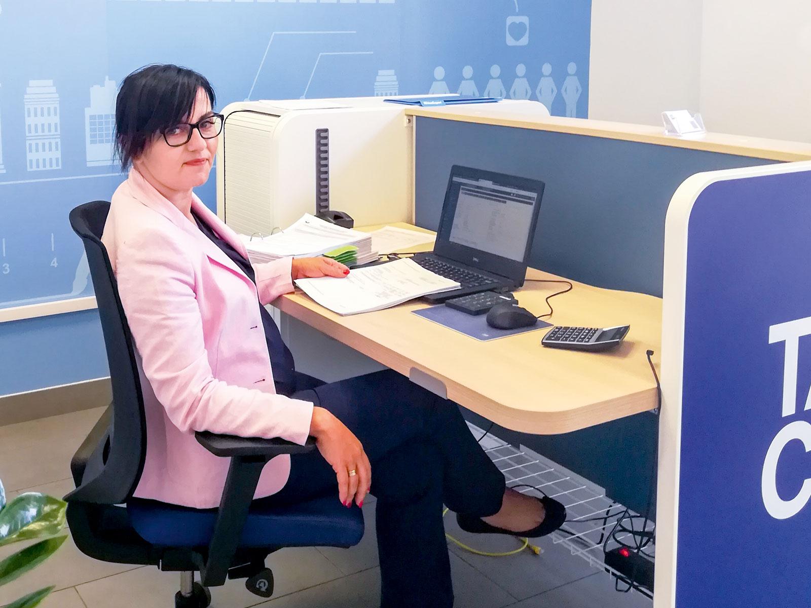 Monika Gąsiorowska, franczyzobiorczyni Tax Care