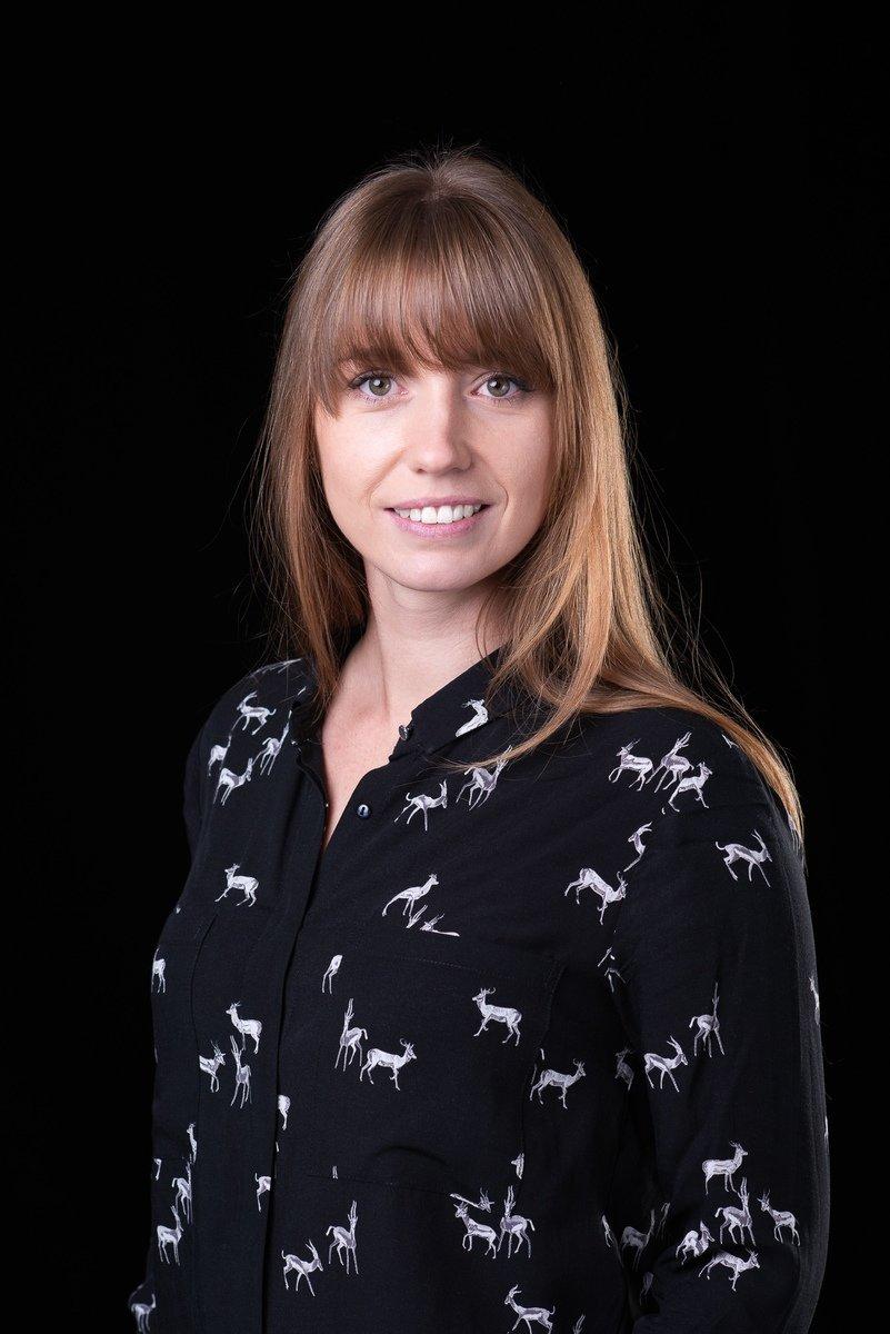Agnieszka Chmiel, specjalista ds. kontaktu z franczyzobiorcami GRS.