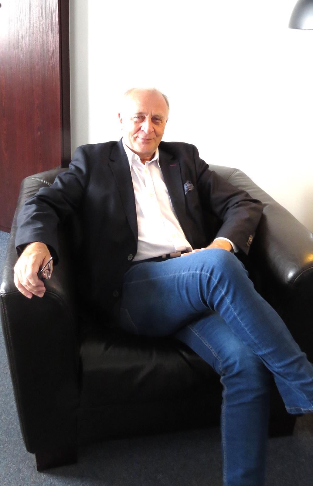 Leszek Michniak, prezes Grupy WGN