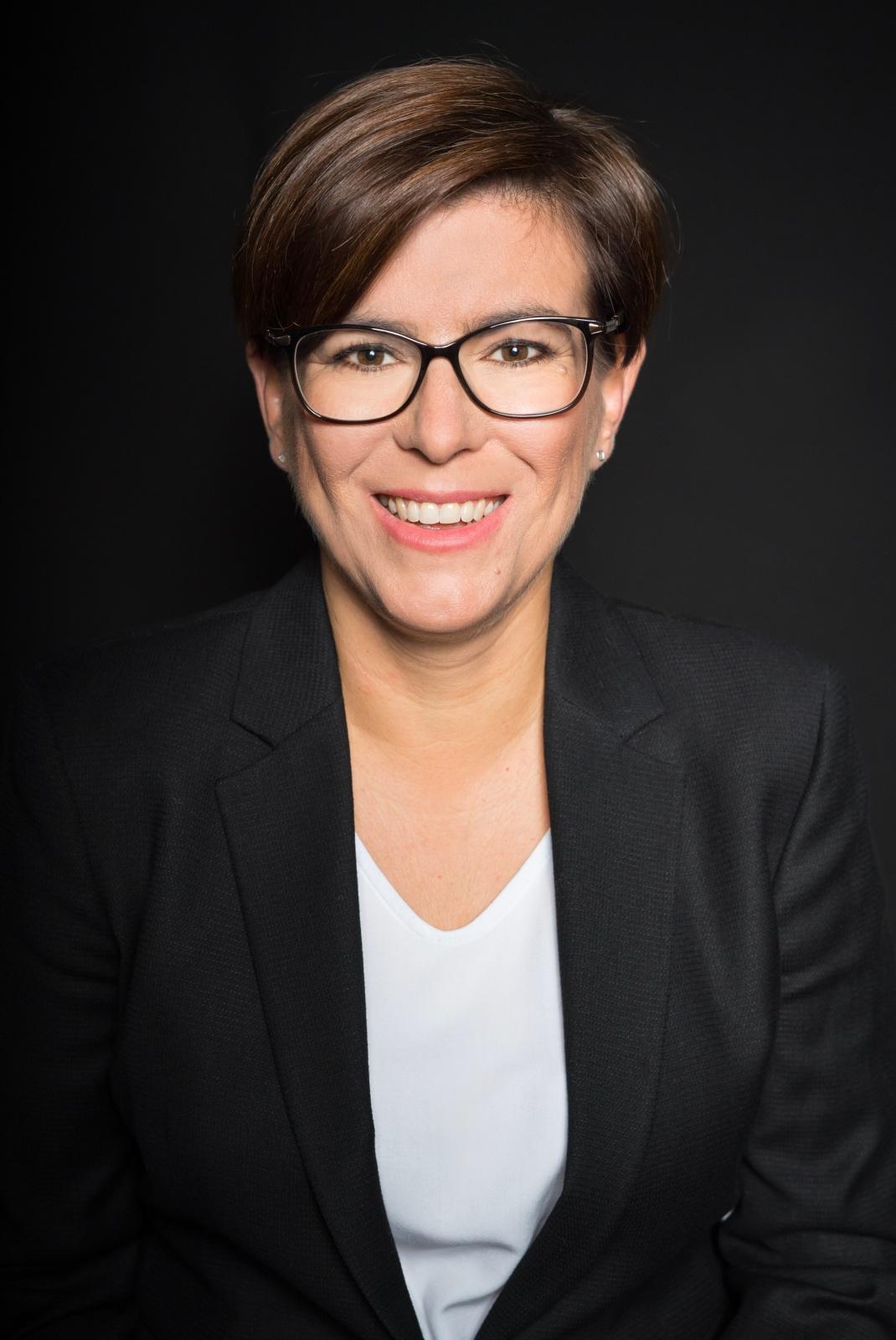 Anna Gniatkowska, dyrektor Biura Rozwoju Placówek Partnerskich Santander