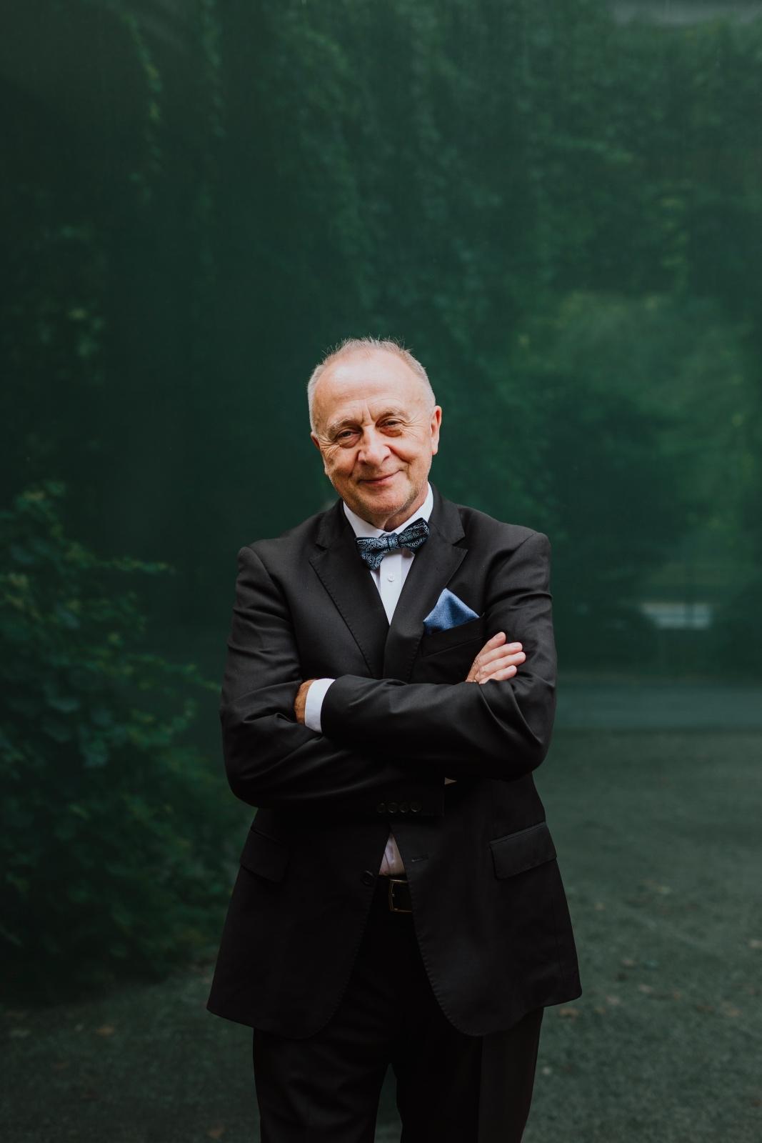 Leszek Michniak, właściciel marki WGN