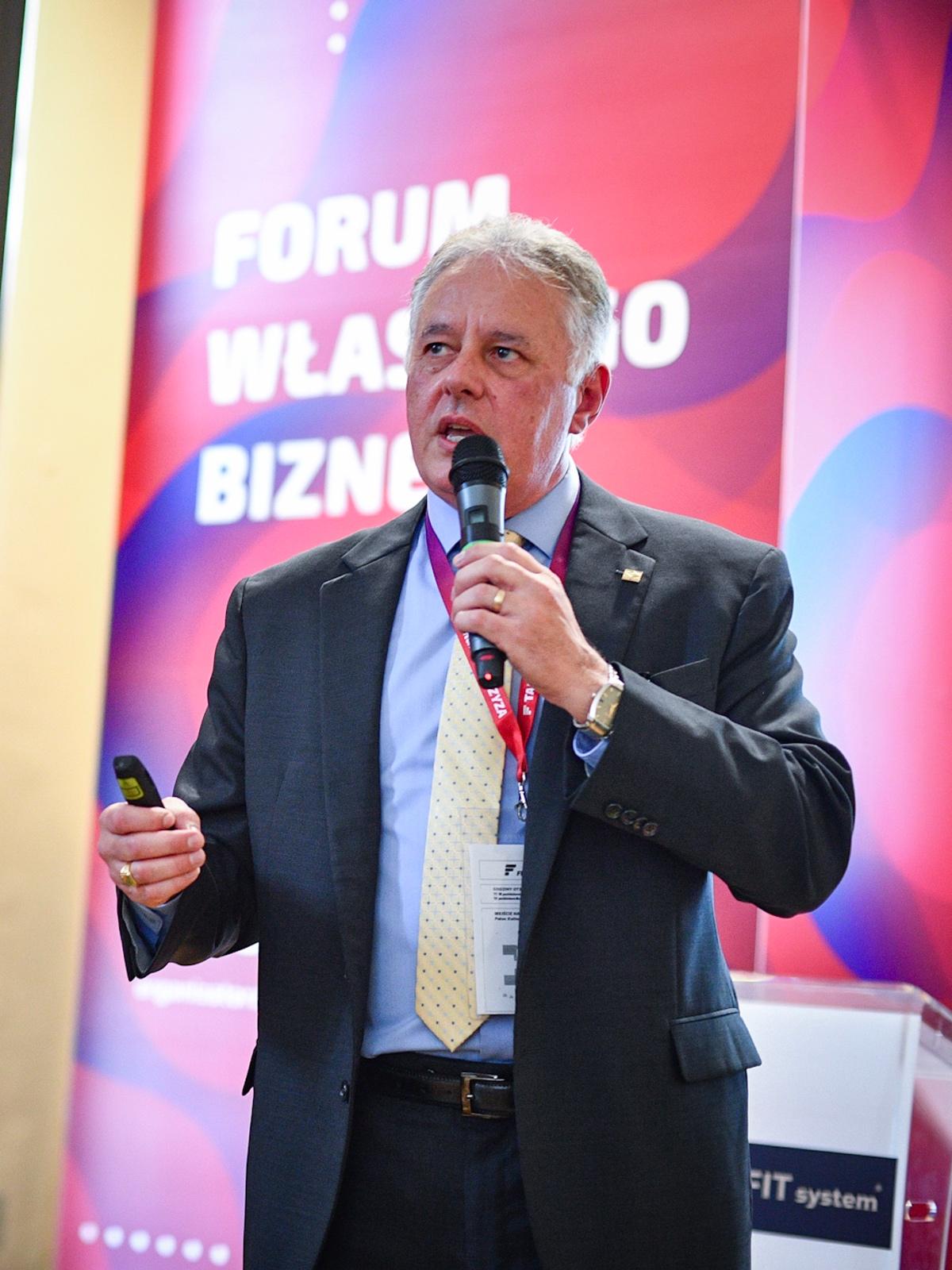 Marcello Romeiro, dyrektor ds. rozwoju franczyzy marki Orkin