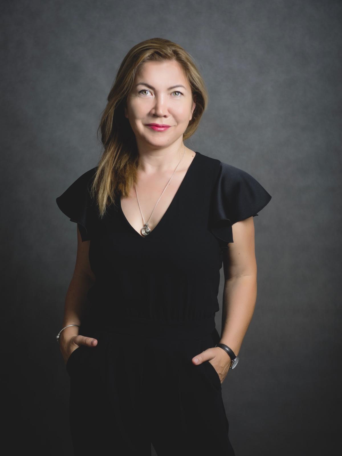 Agnieszka Falińska, specjalista ds. rozwoju sieci Kanz