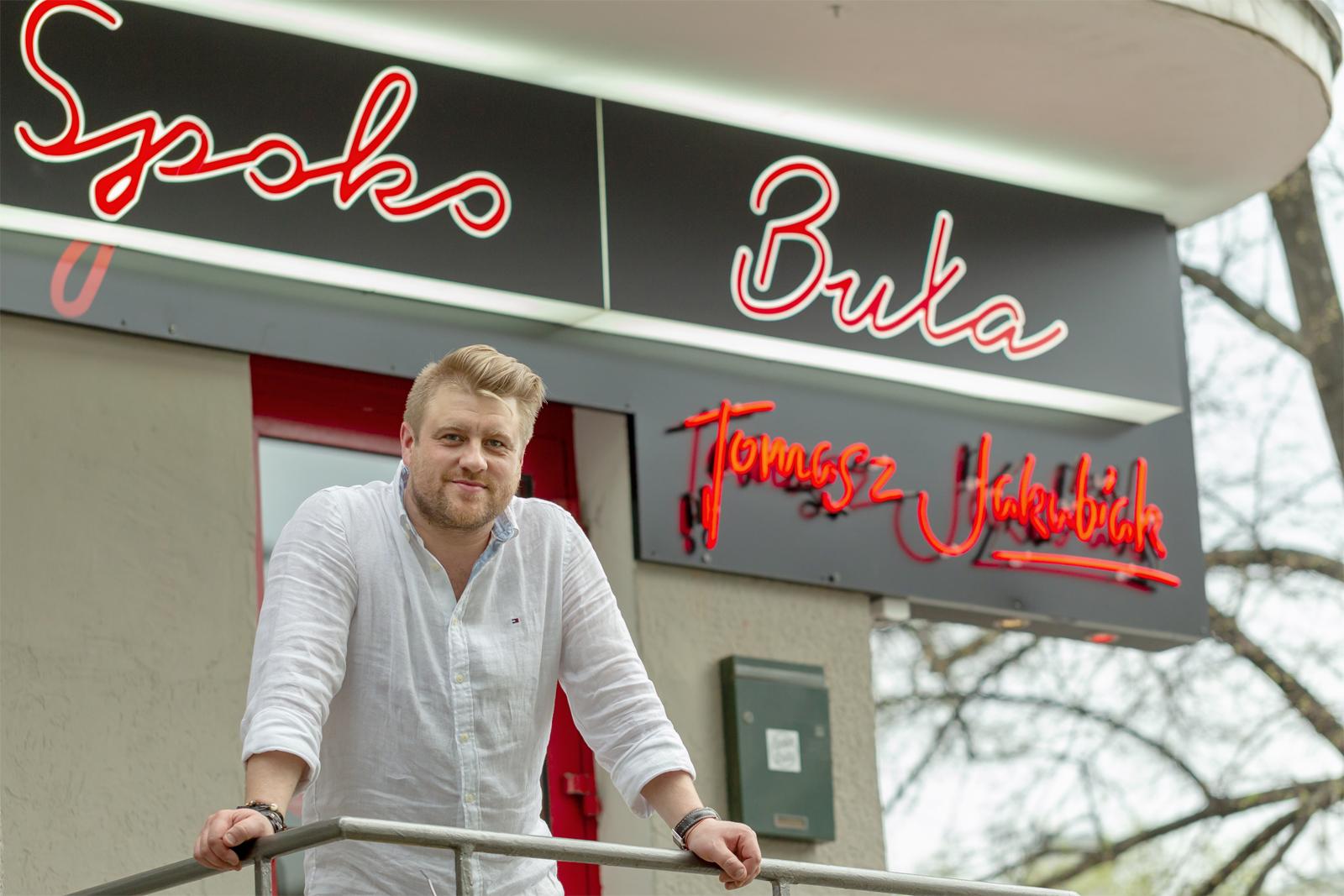 Tomasz Jakubiak, kucharz, restaurator