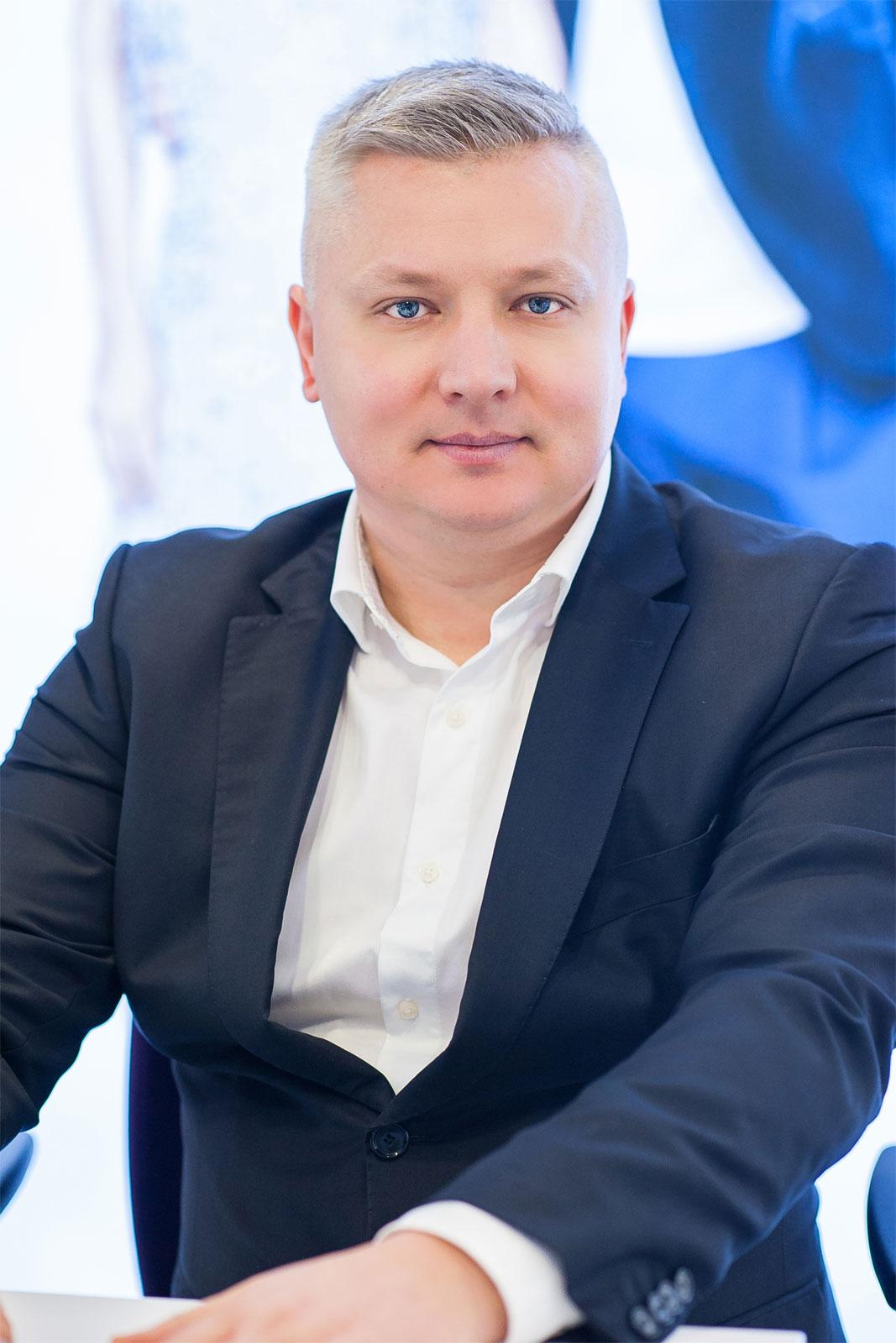 Marek Małoń, prezes zarządu  i4 mobile