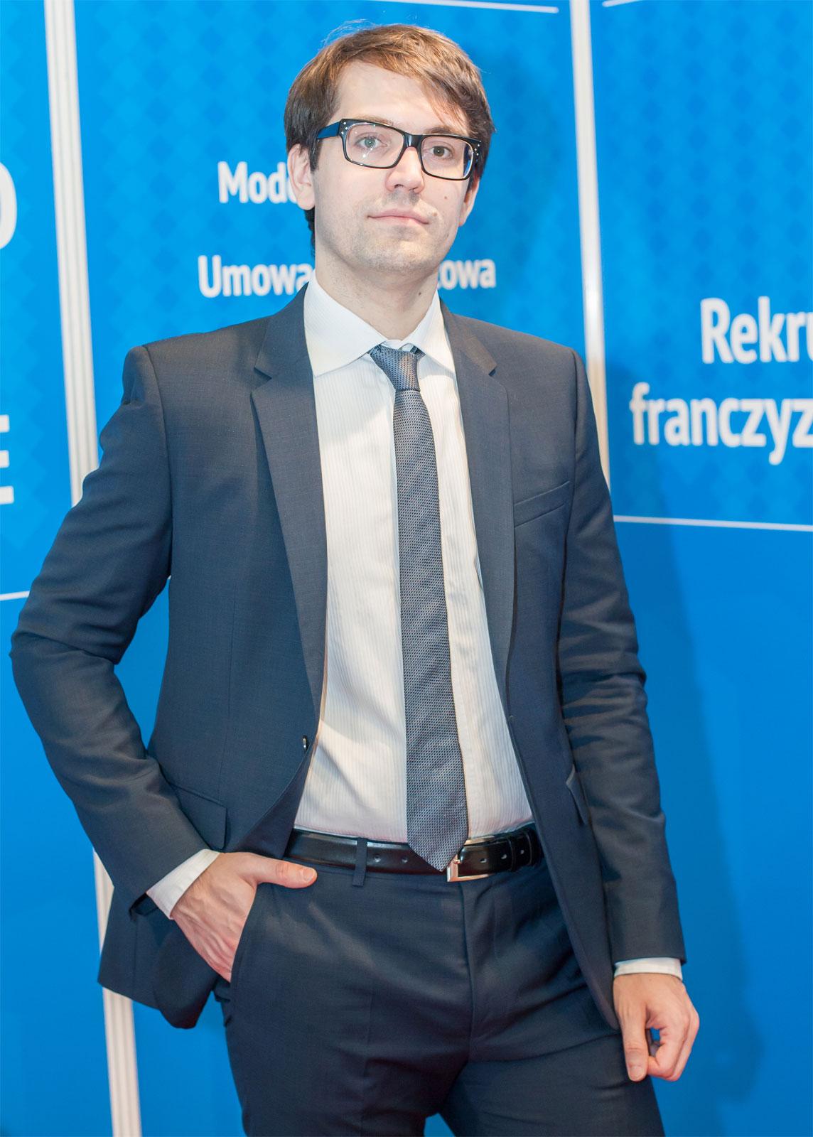 Karol Kaczmarek, konsultant ds. franczyzy w PROFIT system