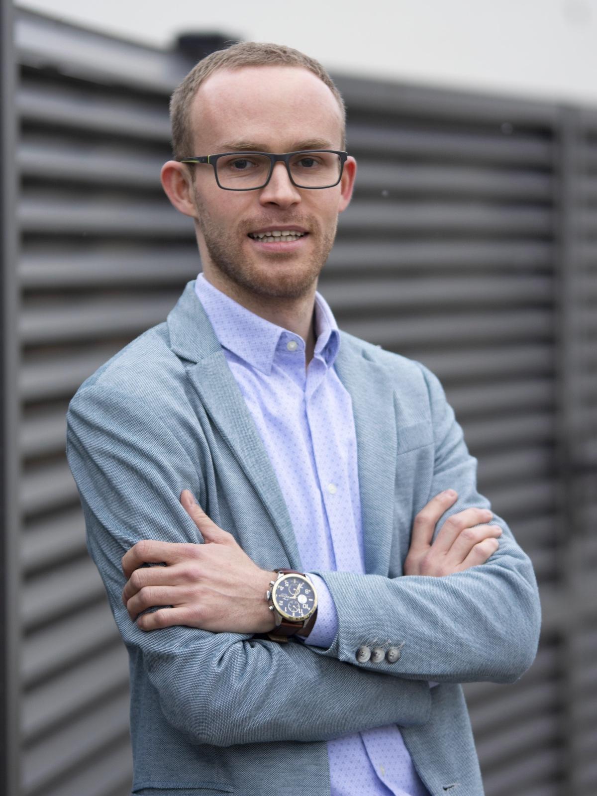 Dominik Kasicki, franczyzobiorca 5aSec