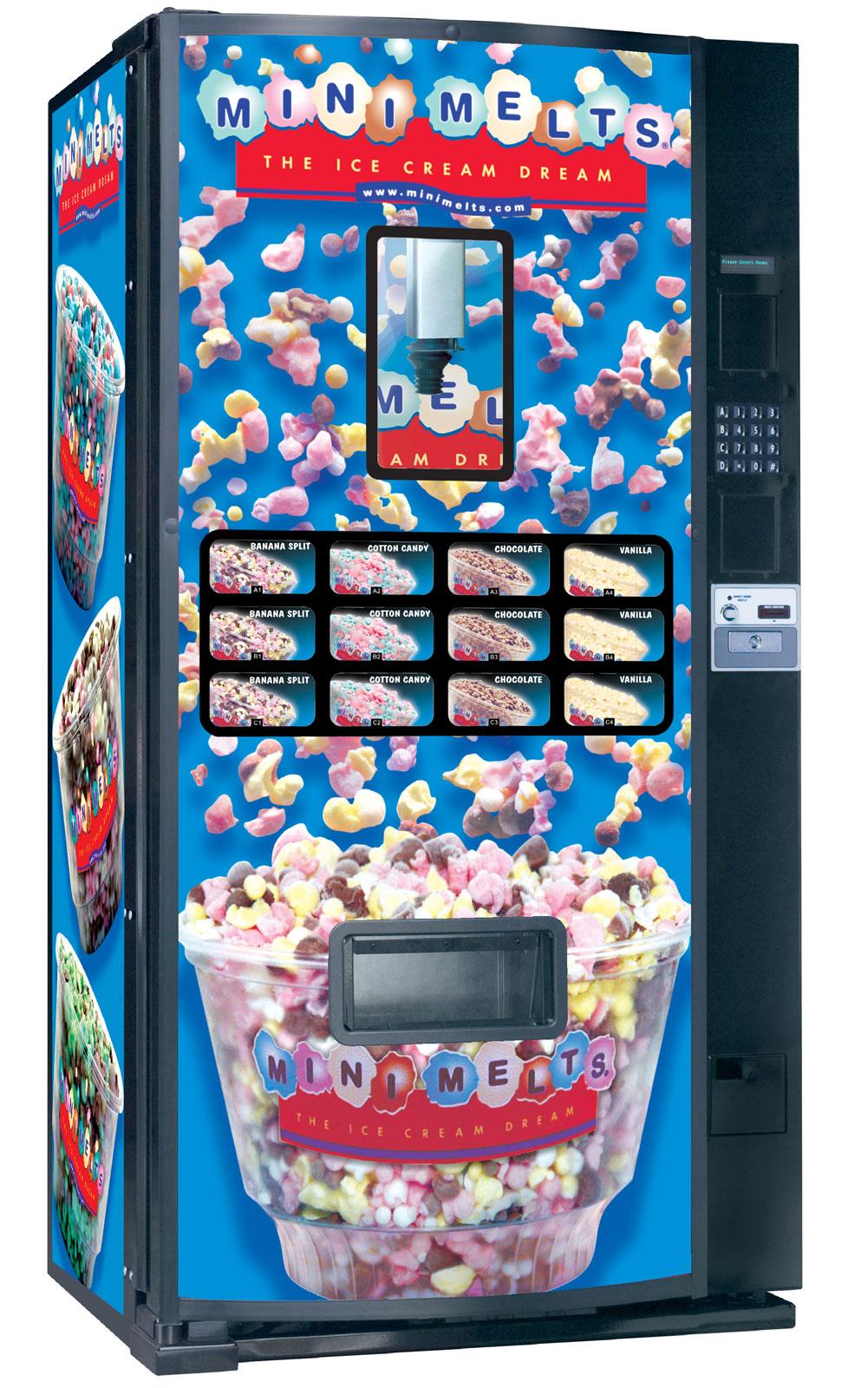 Maszyna zamiast sprzedawcy