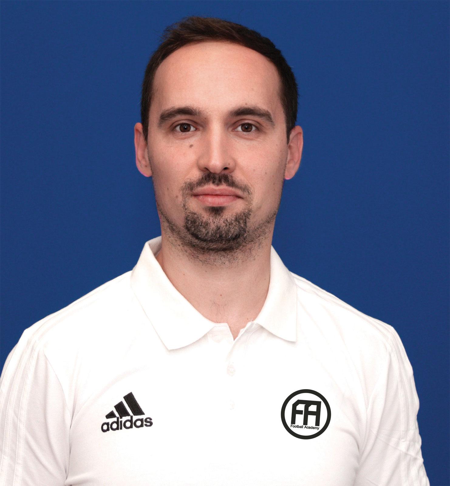 Krzysztof Łoś, dyrektor ds. rozwoju sieci Football Academy