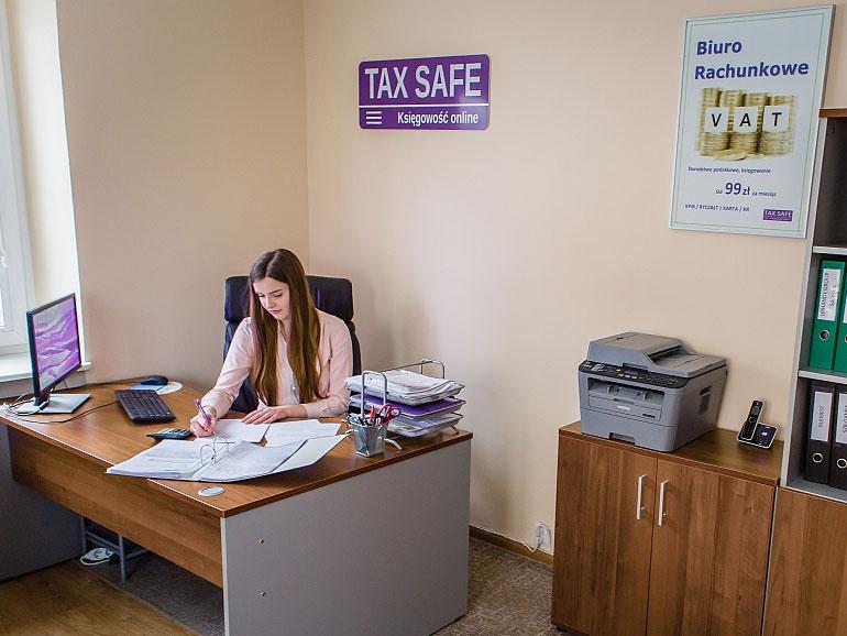 Tax Safe Biuro Rachunkowe