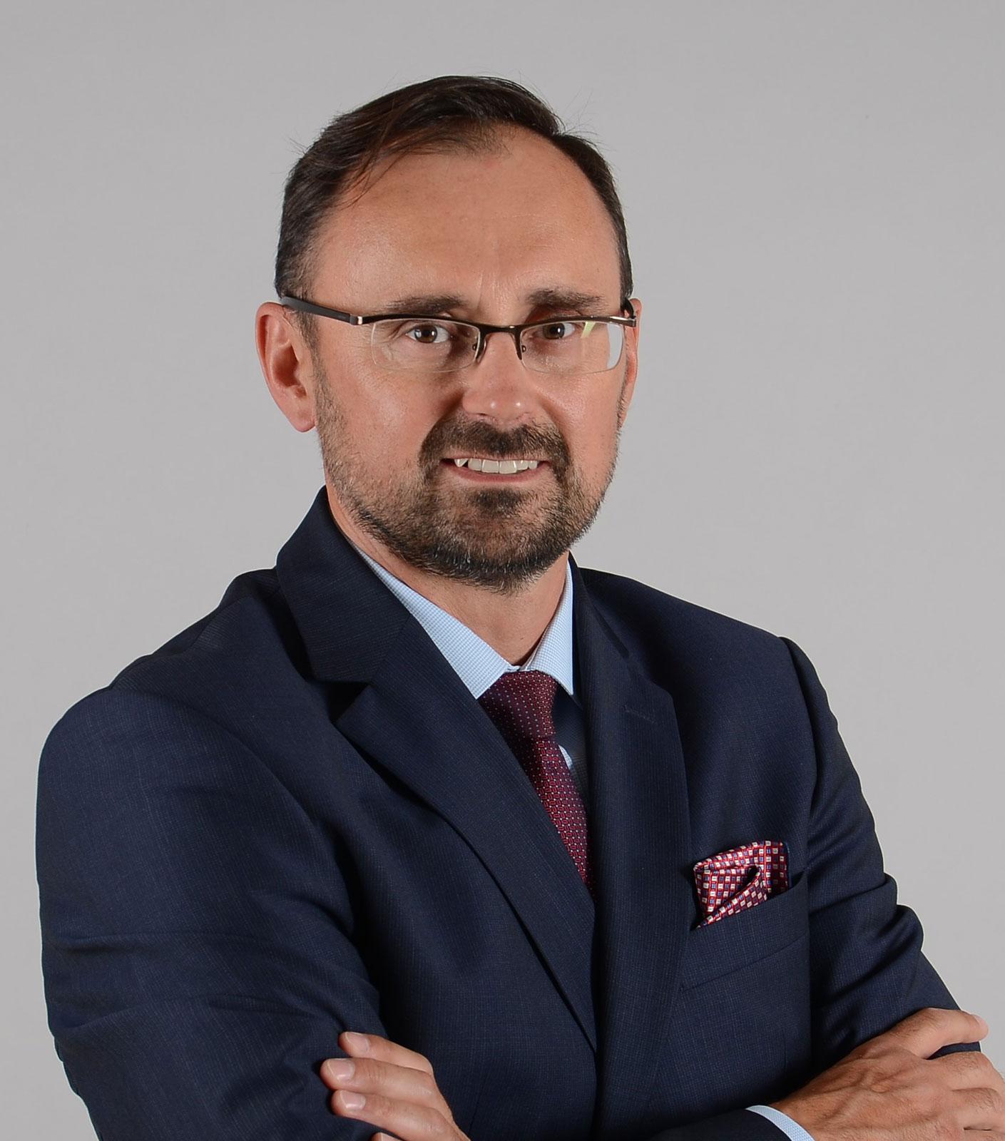 Artur Mojecki, prezes zarządu Domu Finansowego QS