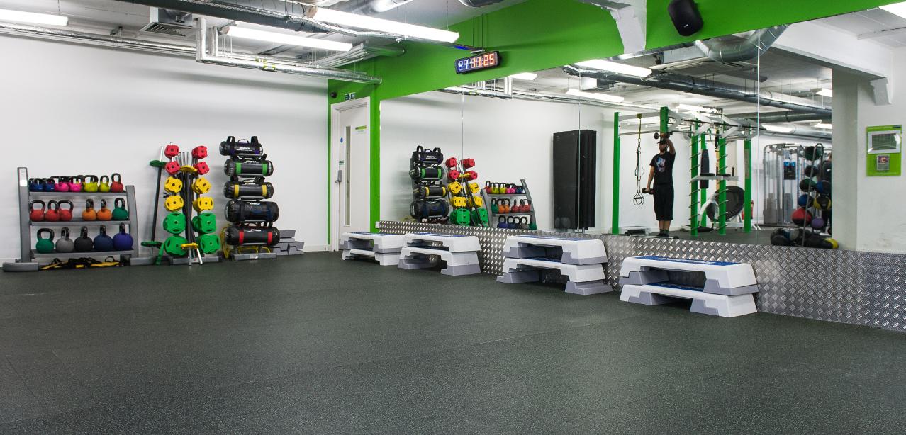 Klub énergie Fitness
