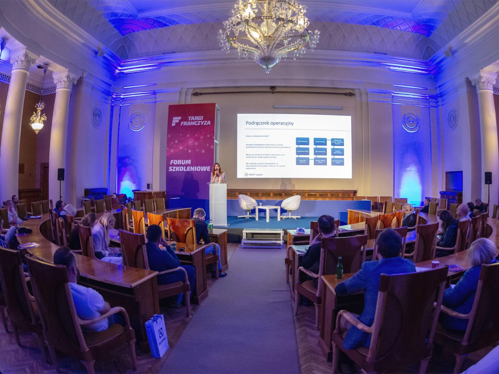 Wykłady na Forum Własnego Biznesu