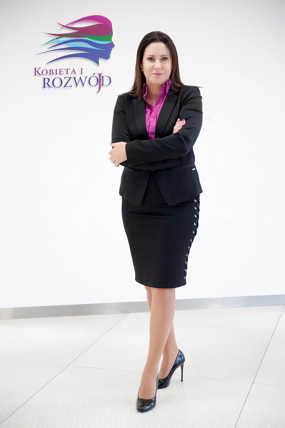 Krystyna Rek, właścicielka marki Kobieta i Rozwód