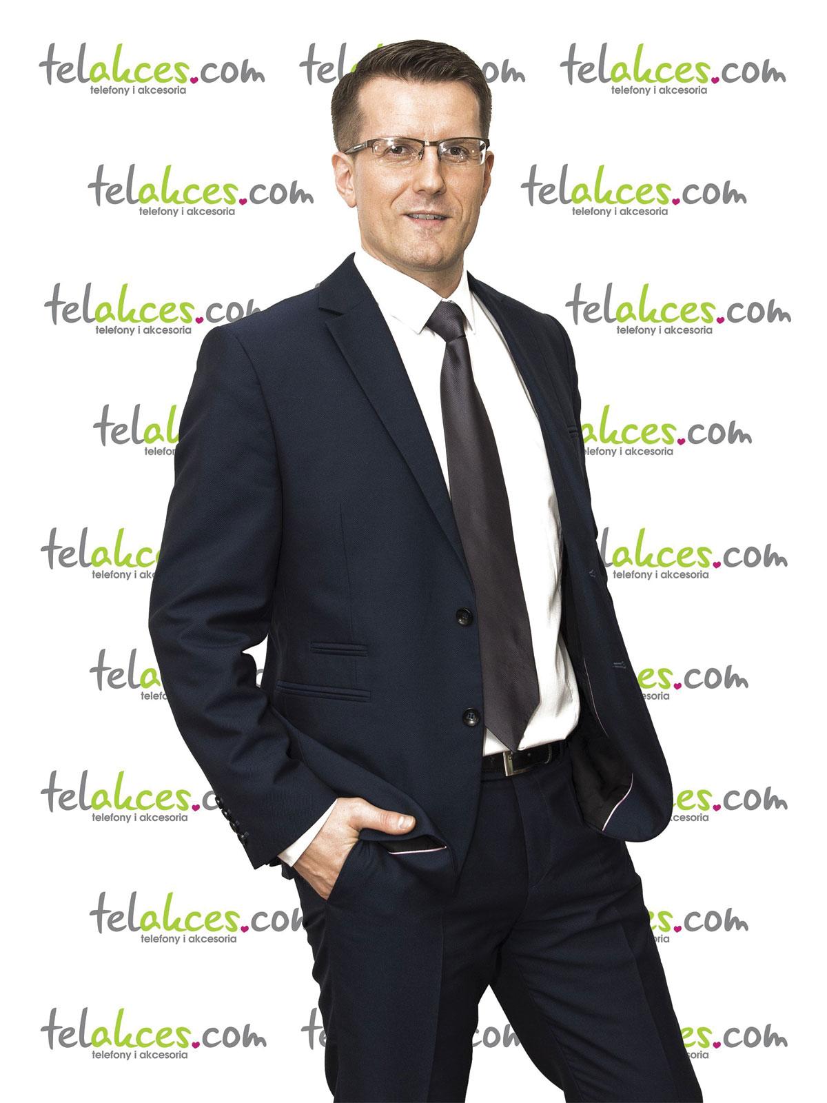 Michał Skowronek, współzałożyciel i prezes zarządu Telakces.com