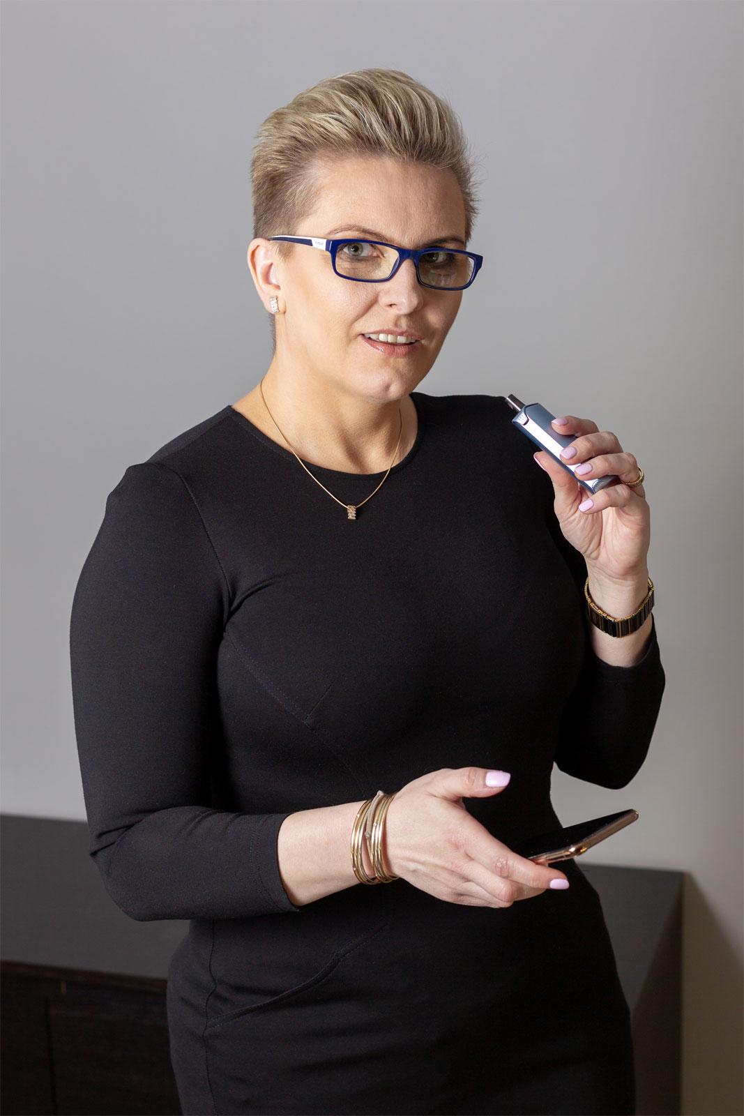 Anna Słocka: