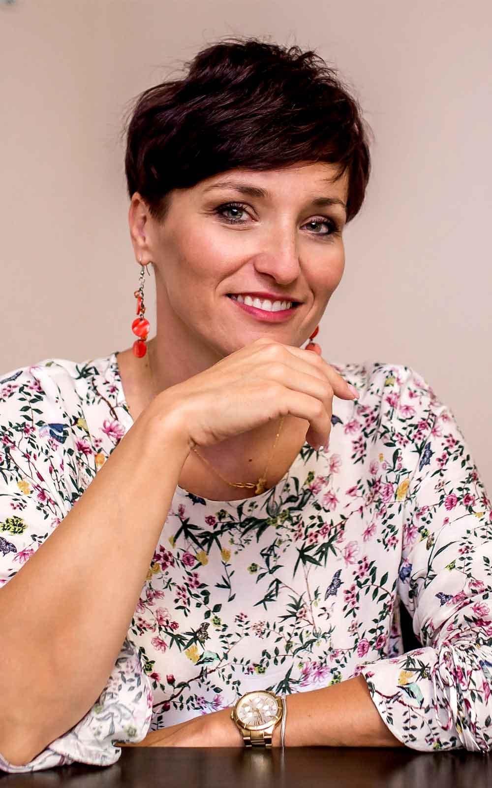Beata Wituń, właścicielka Body Evolution