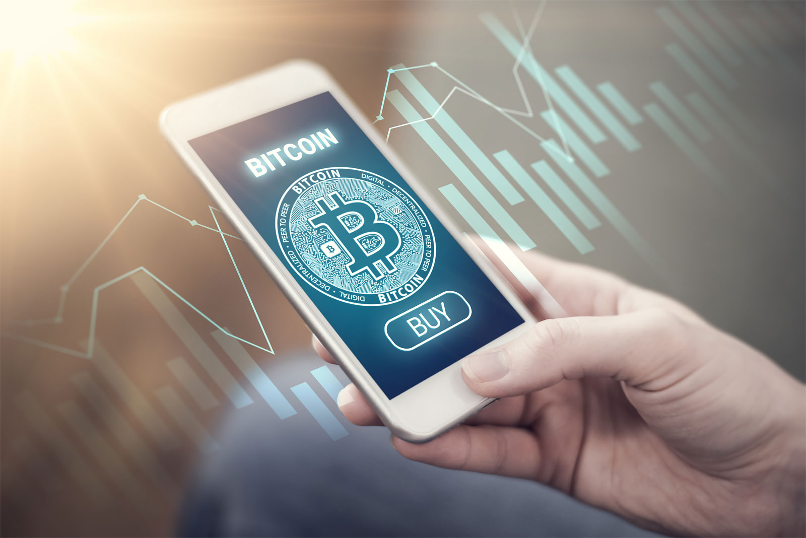 Początki bitcoina