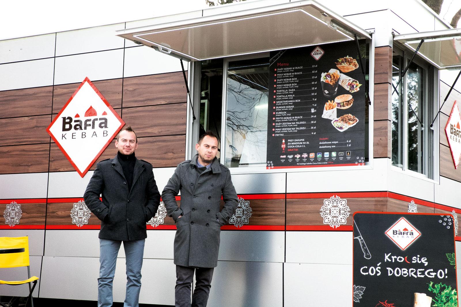 Jacek i Krzysztof Kulwasowie