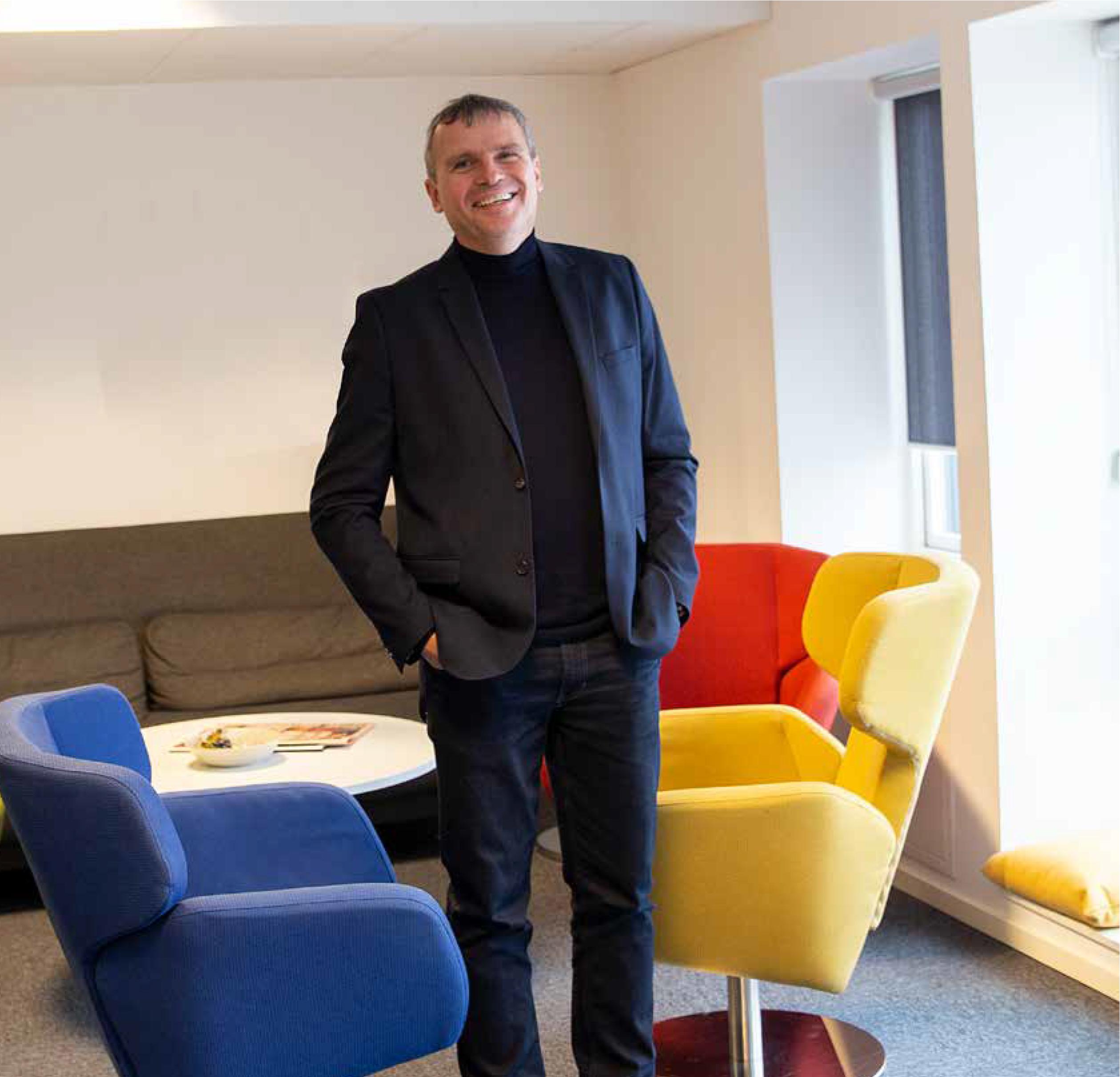 Mariusz Janikowski, specjalista ds. kontaktu z franczyzobiorcami