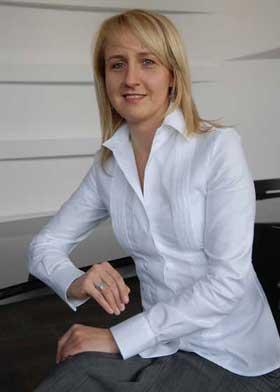 Wioletta Zarzycka, dyrektor zarządzająca siecią stacjonarną Wakacje.pl