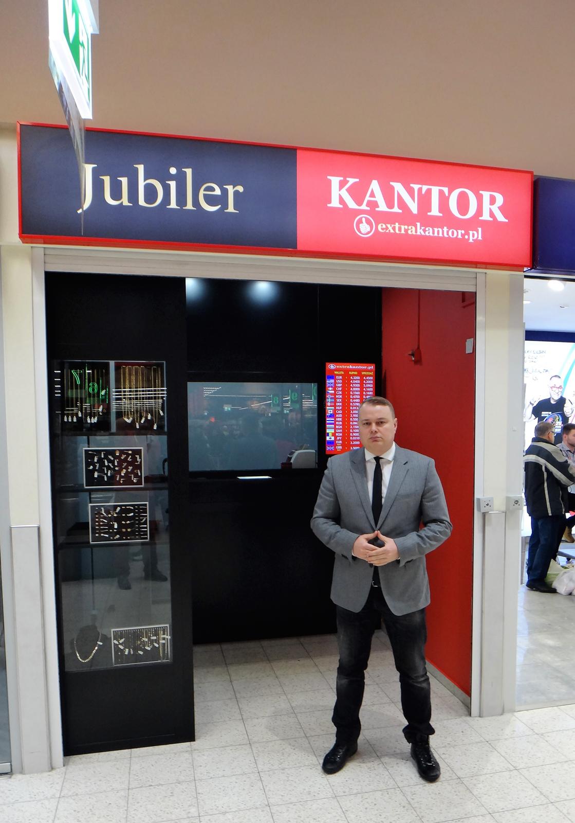 Marcin Latos, prezes zarządu Extrakantor