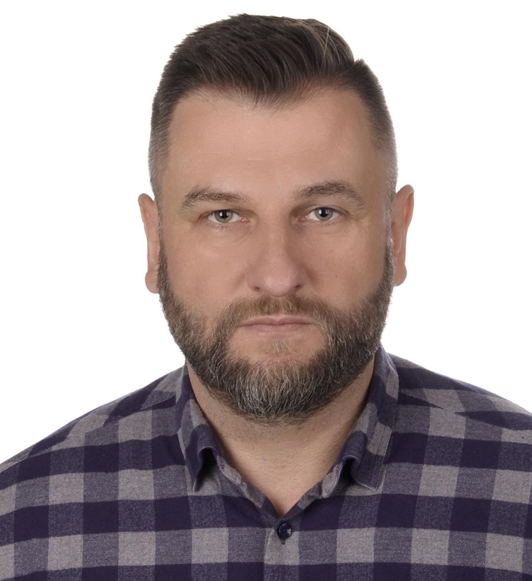 Michał Borkowski, specjalista ds. rozwoju sieci Ecomyjnia