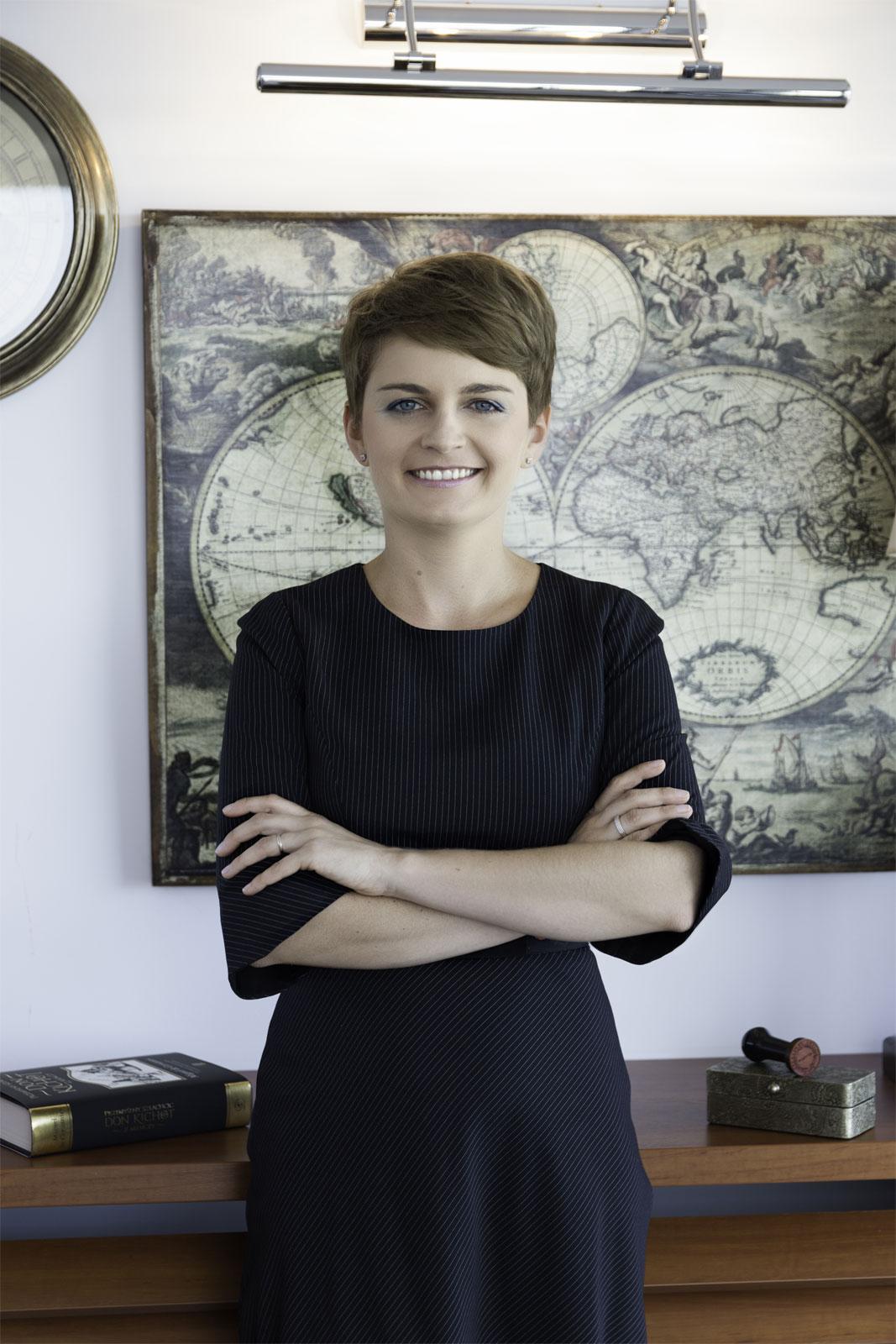 Liliana Poszumska, franczyzodawca La Mancha