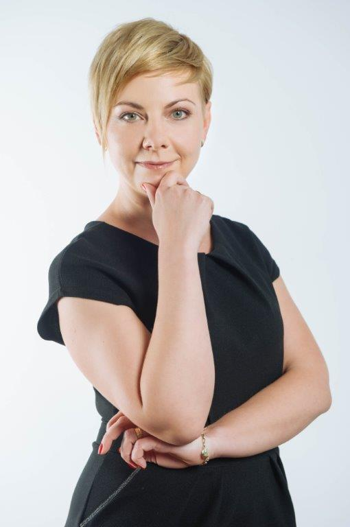 Anna Wawrzynkiewicz, wiceprezes zarządu CUF