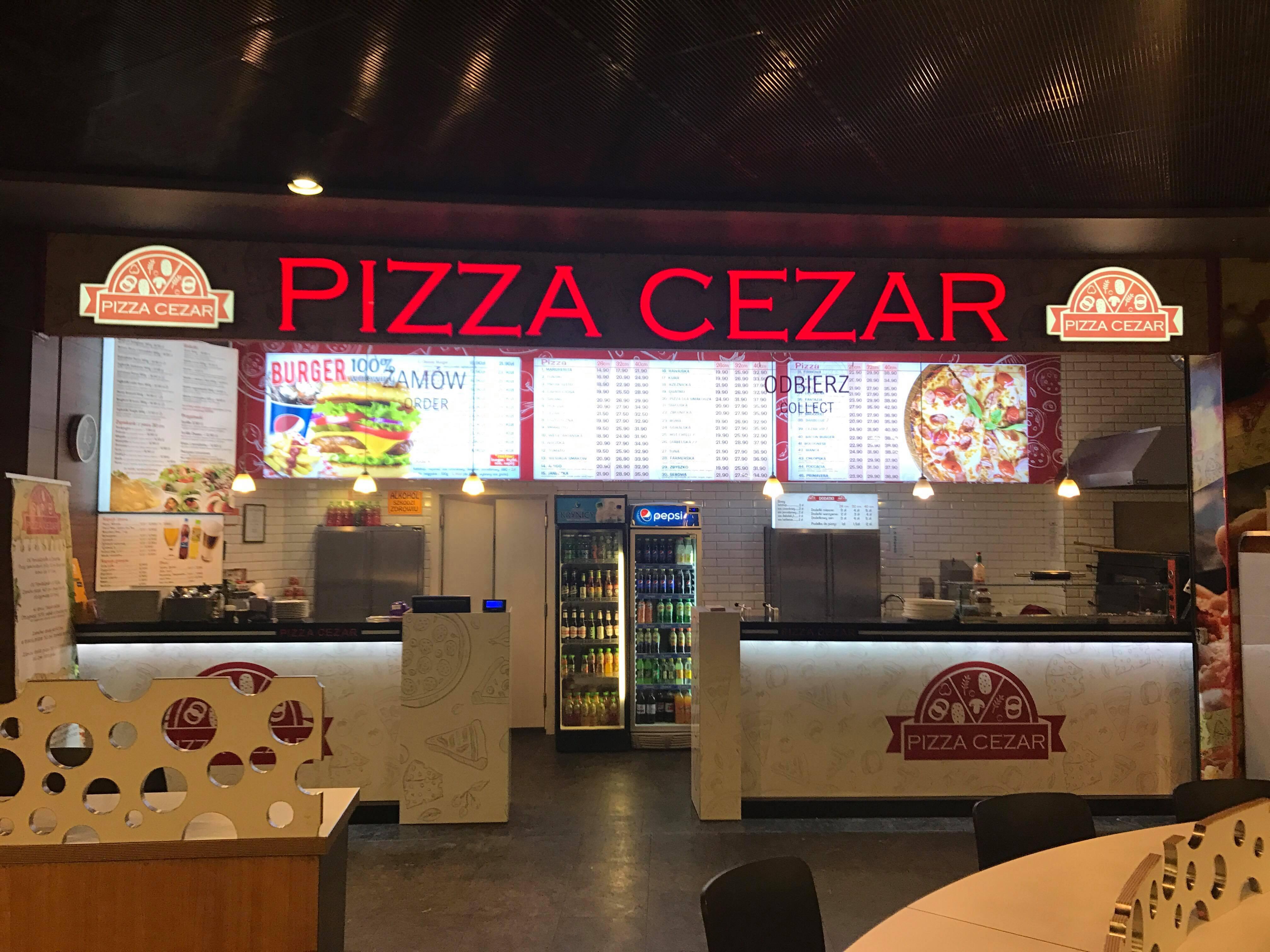 Pizza Cezar Nowy Sącz