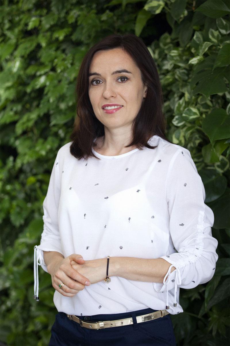 Beata Dziedzic,  właścicielka Wertykalni.pl