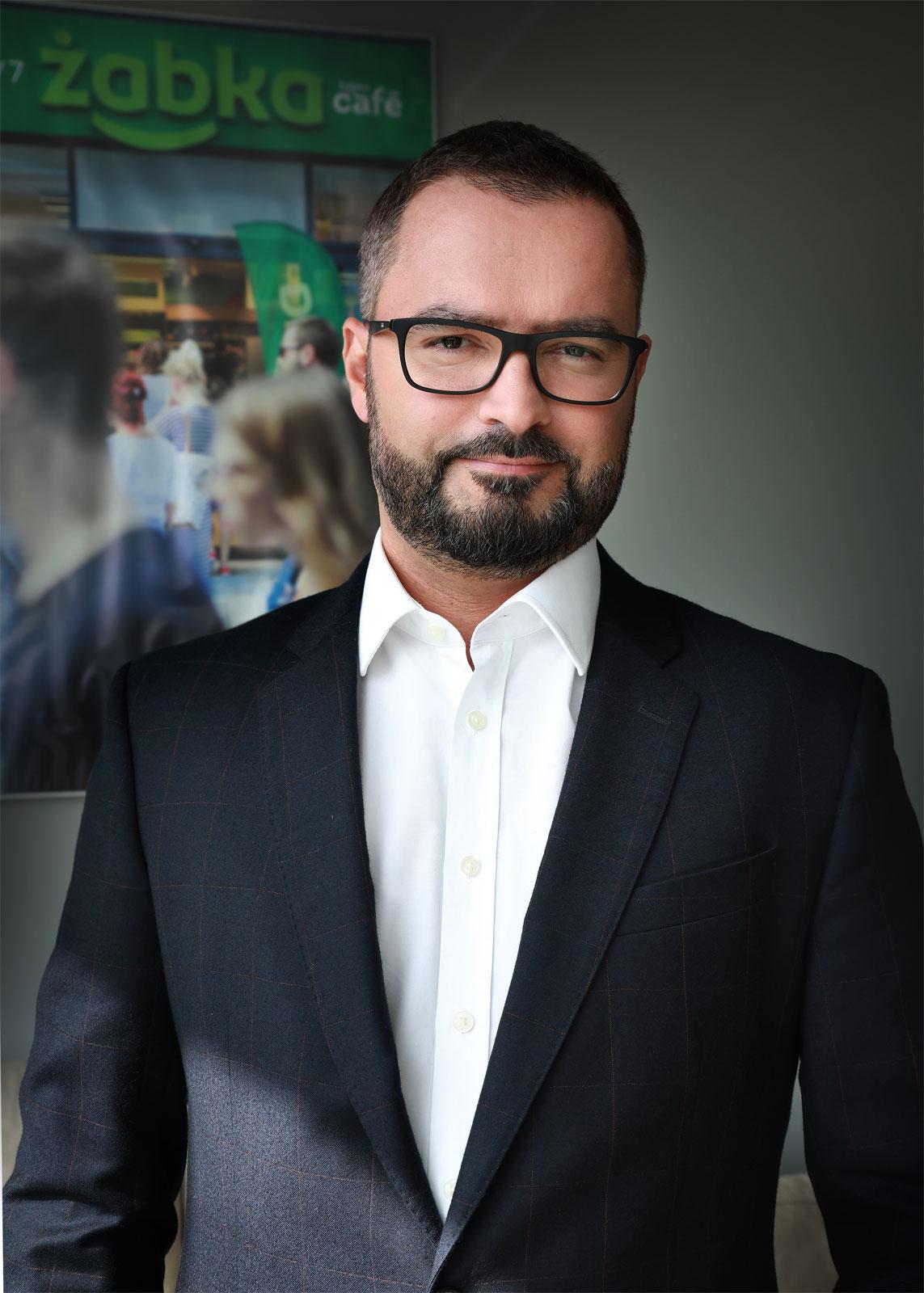 Tomasz Suchański, prezes zarządu Żabka Polska