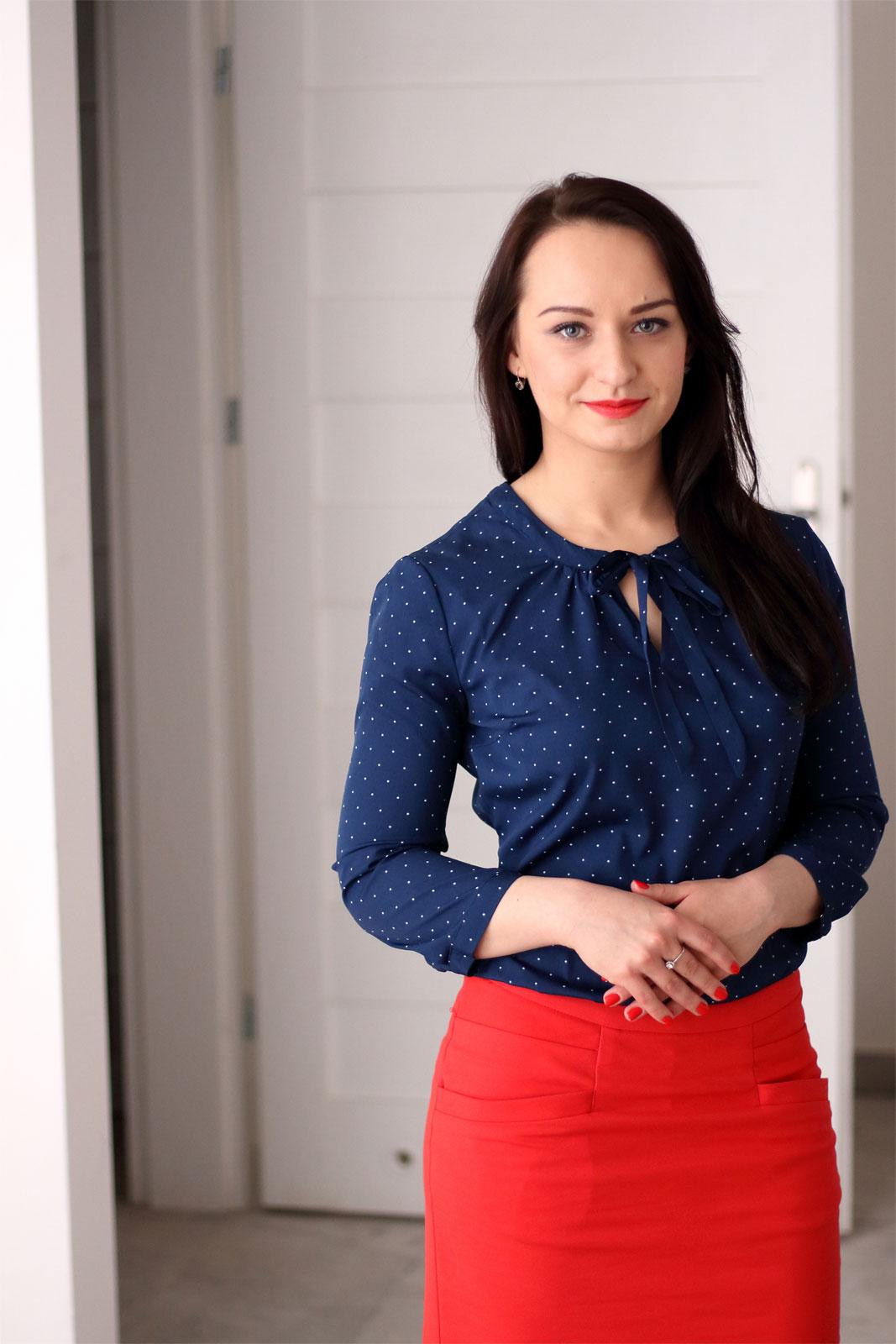 Martyna Błaszczyk, franczyzobiorczyni  Depil Concept