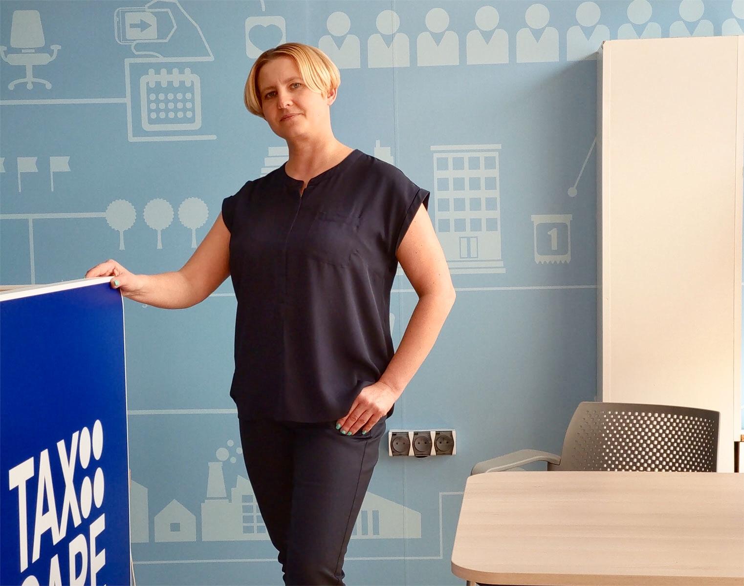 Anna Jodko, franczyzobiorczyni Tax Care