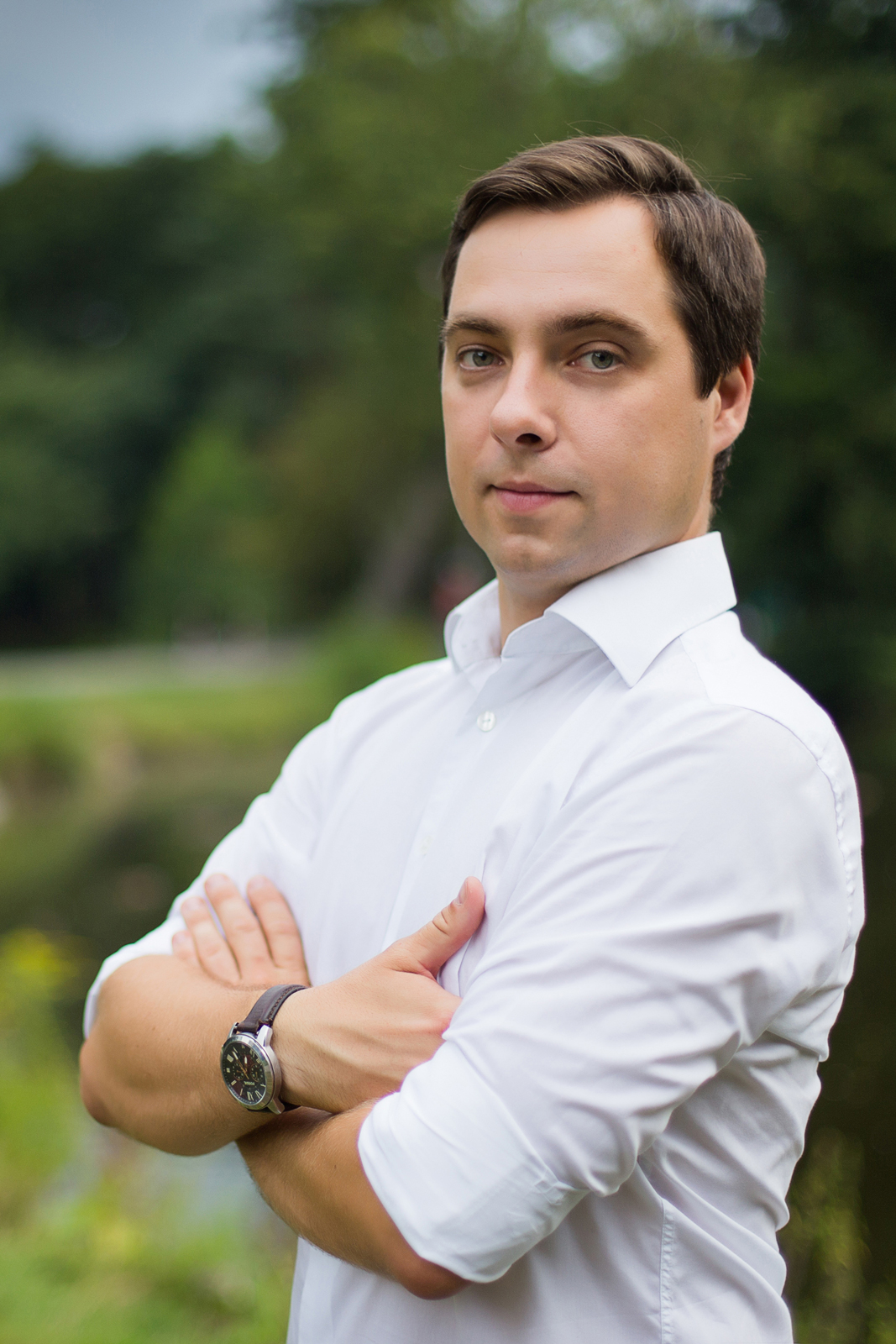 Damian Gosławski, kierownik działu rozwoju New York Hot Dog