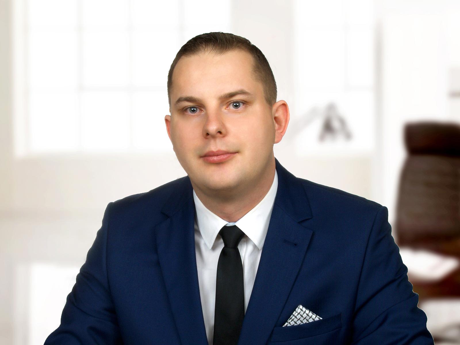 Michał Schnell, właściel firmy Agencjawirtualna.pl