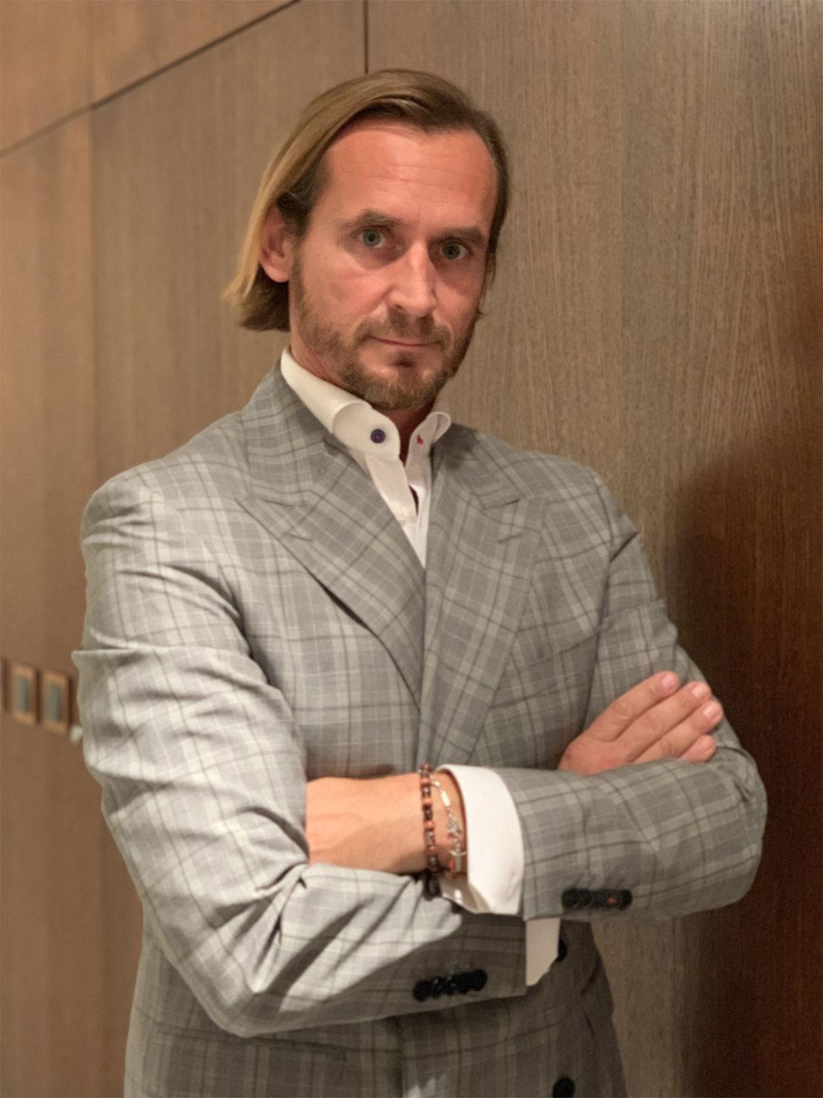 Robert Chmielewski, operacyjny dyrektor sprzedaży Eurotel