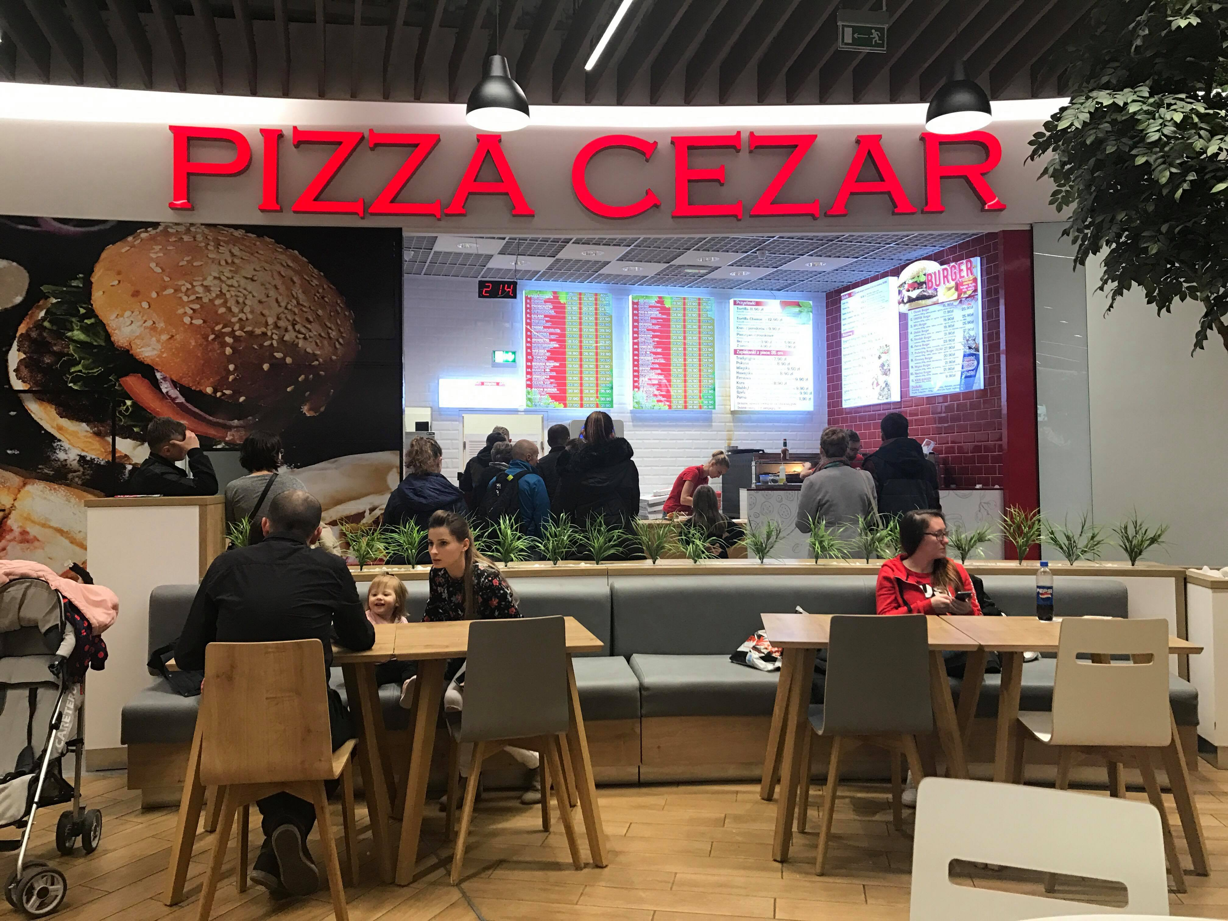 Pizza Cezar Mielec