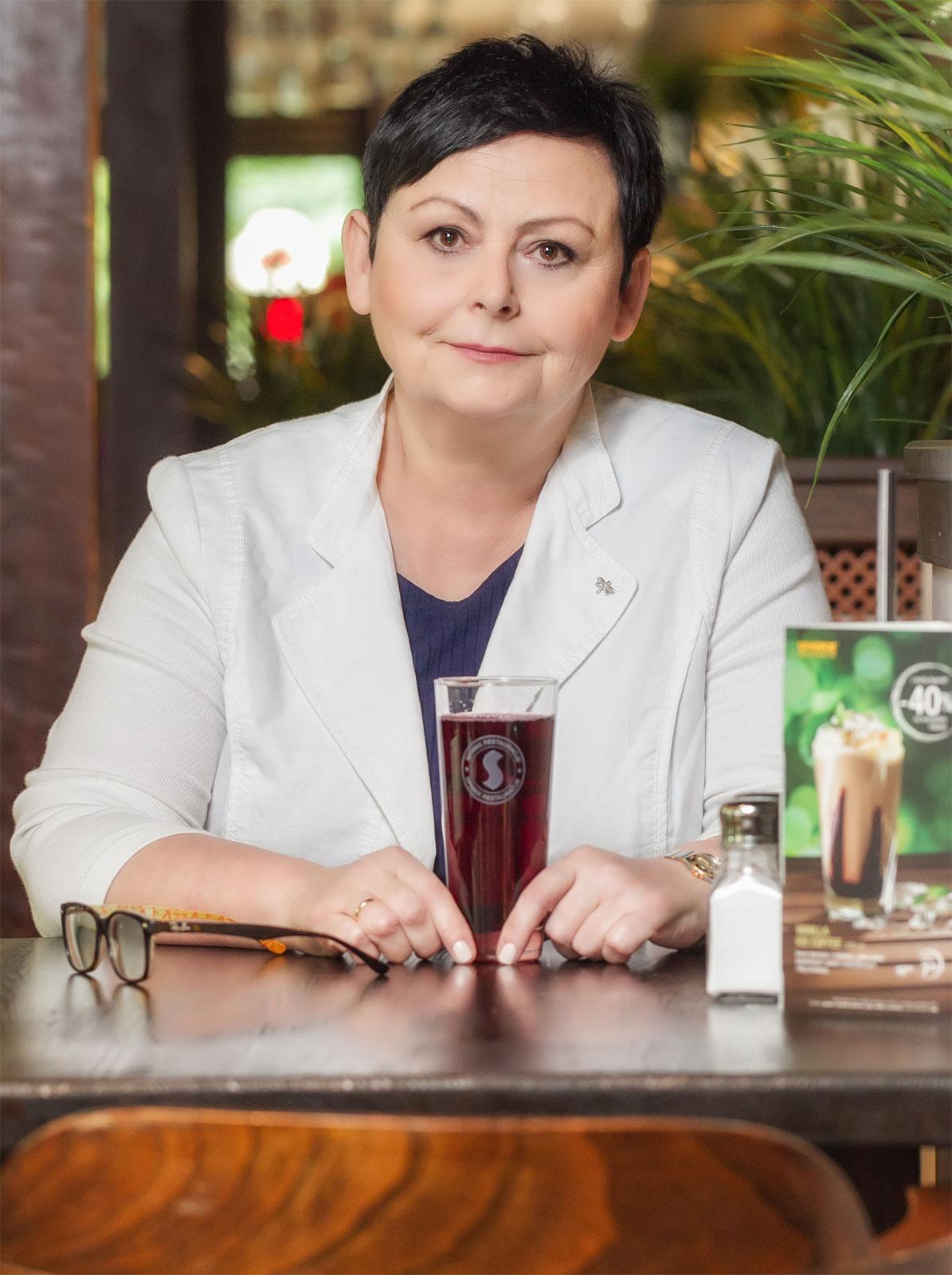 Dorota Cacek, wiceprezes zarządu Sfinks Polska
