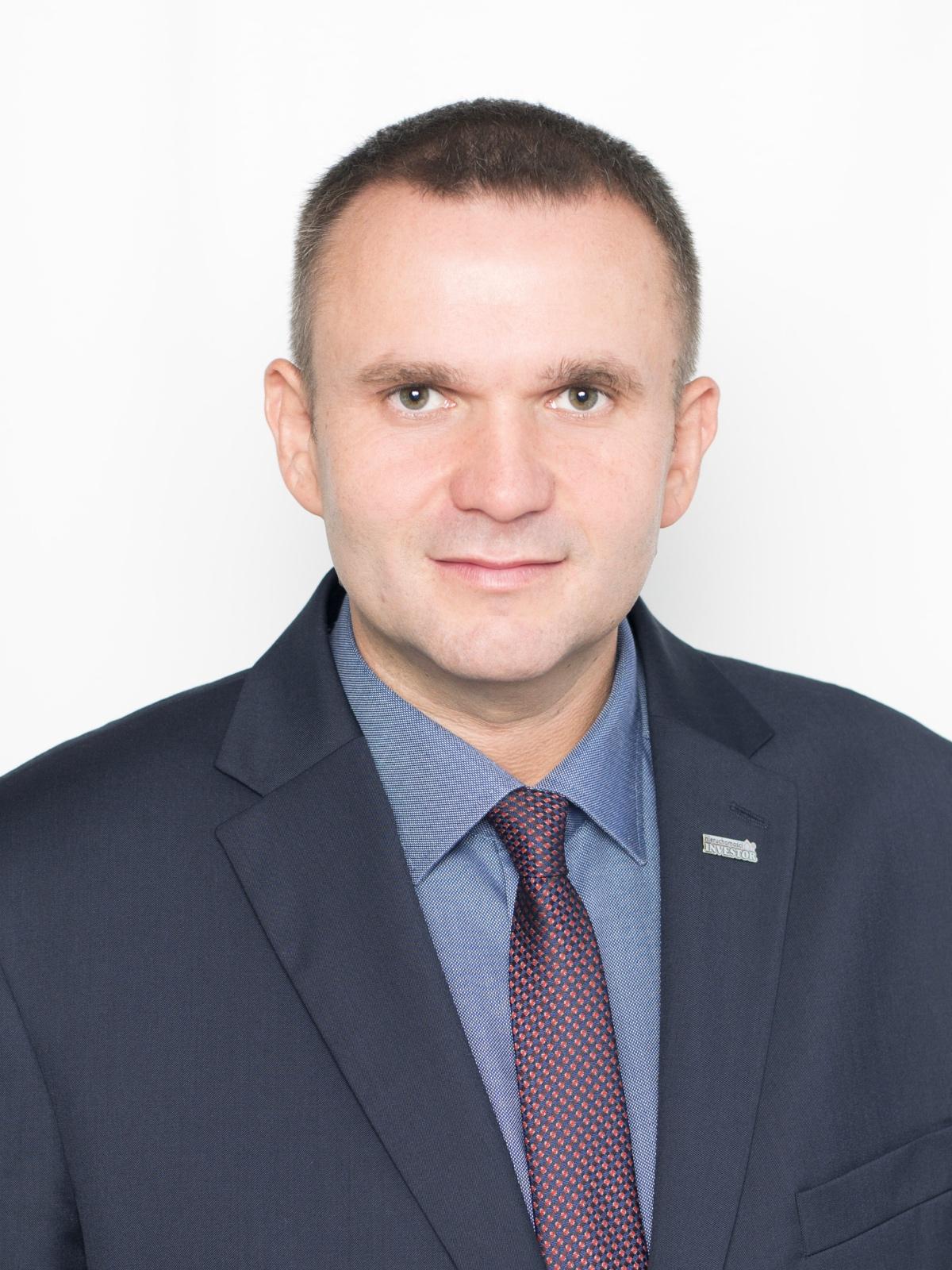 Piotr Ociepa, dyrektor zarządzający Investor Nieruchomosci